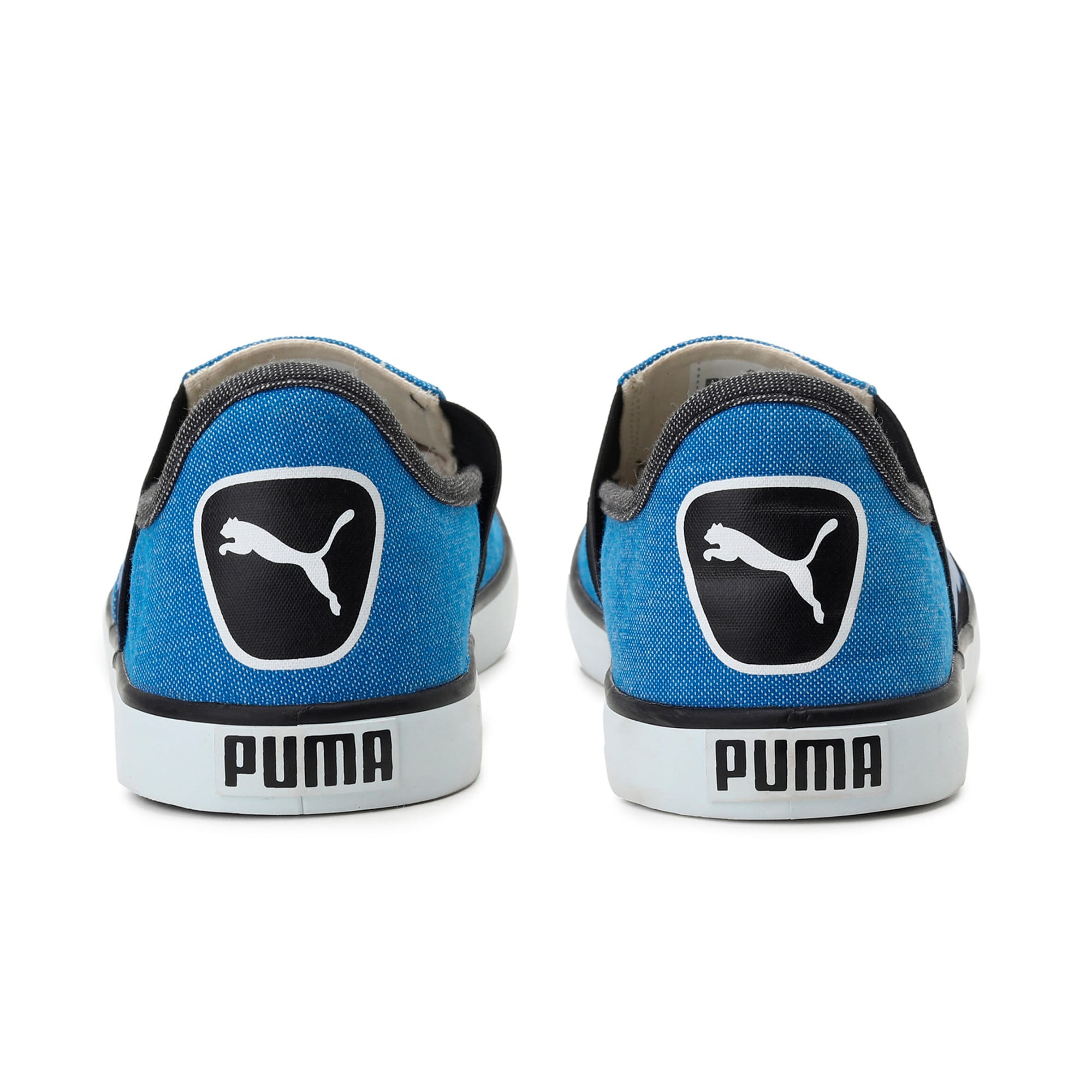 Thumbnail 4 of Lazy Slip On II DP, Royal Blue-Puma Black, medium-IND