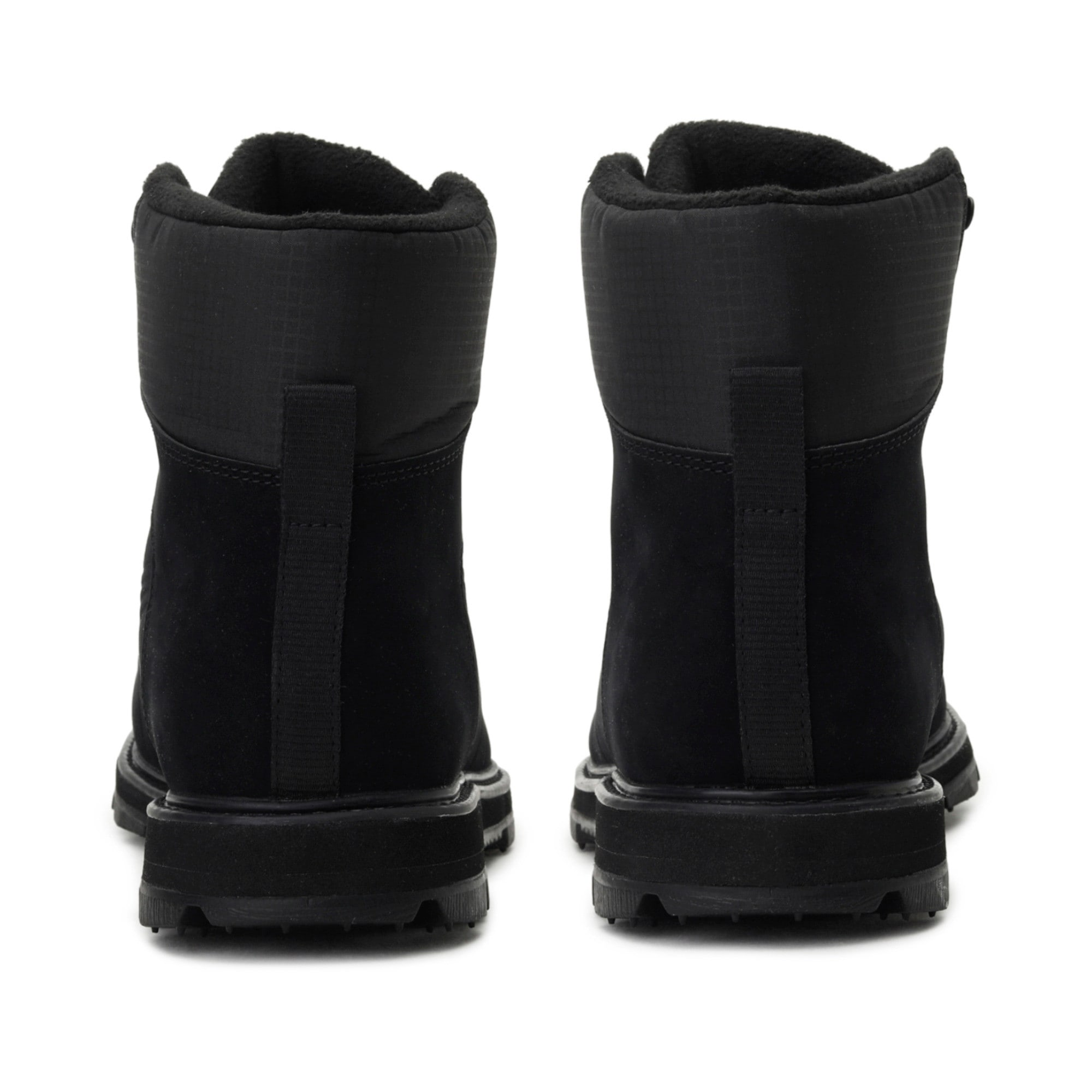 Thumbnail 3 of Desierto Fun Winter Boots, Puma Black- Black- Black, medium-IND