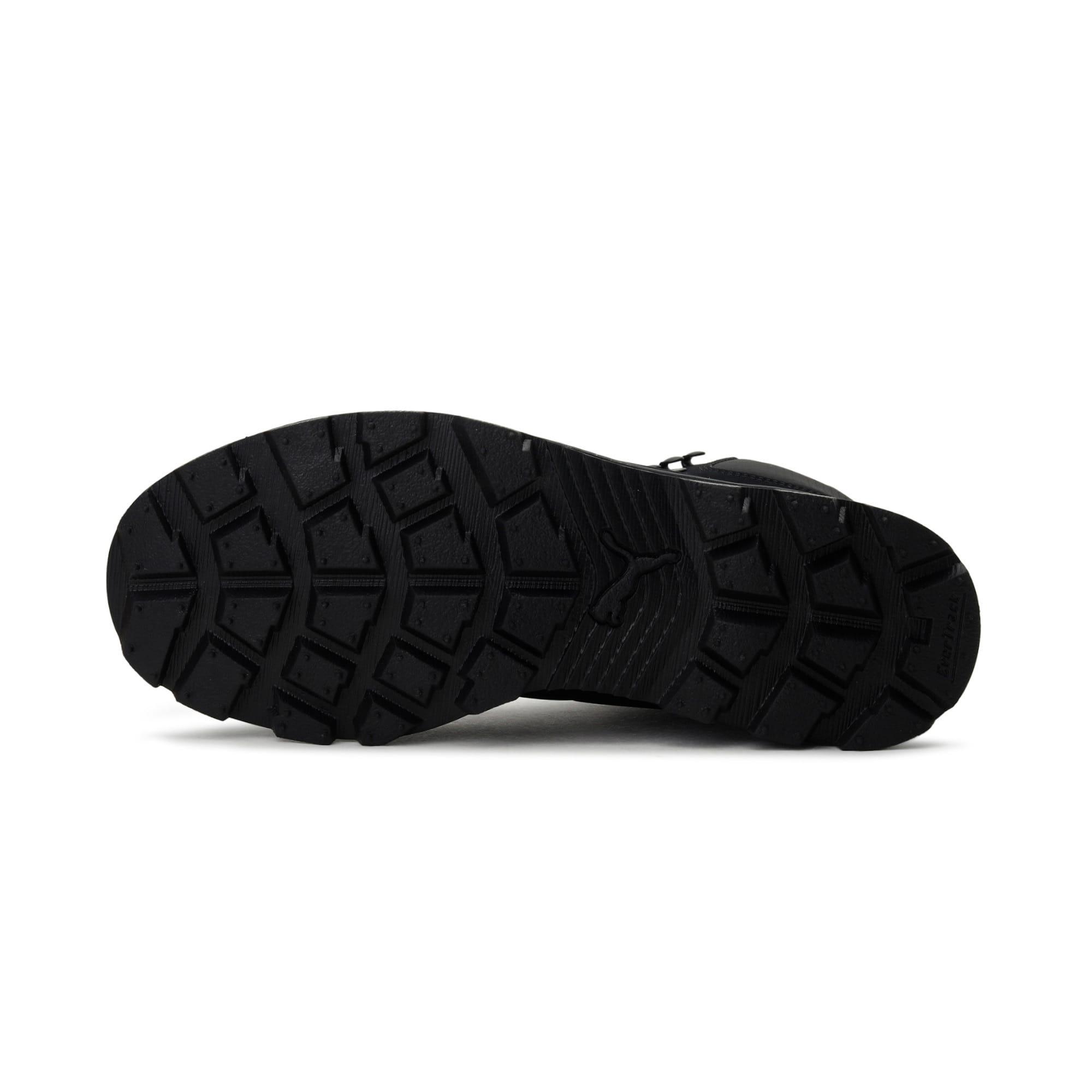 Thumbnail 4 of Desierto Fun Winter Boots, Puma Black- Black- Black, medium-IND