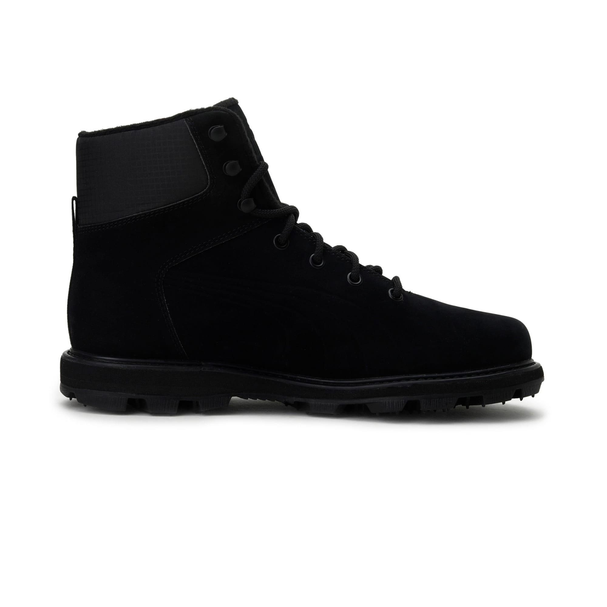 Thumbnail 5 of Desierto Fun Winter Boots, Puma Black- Black- Black, medium-IND