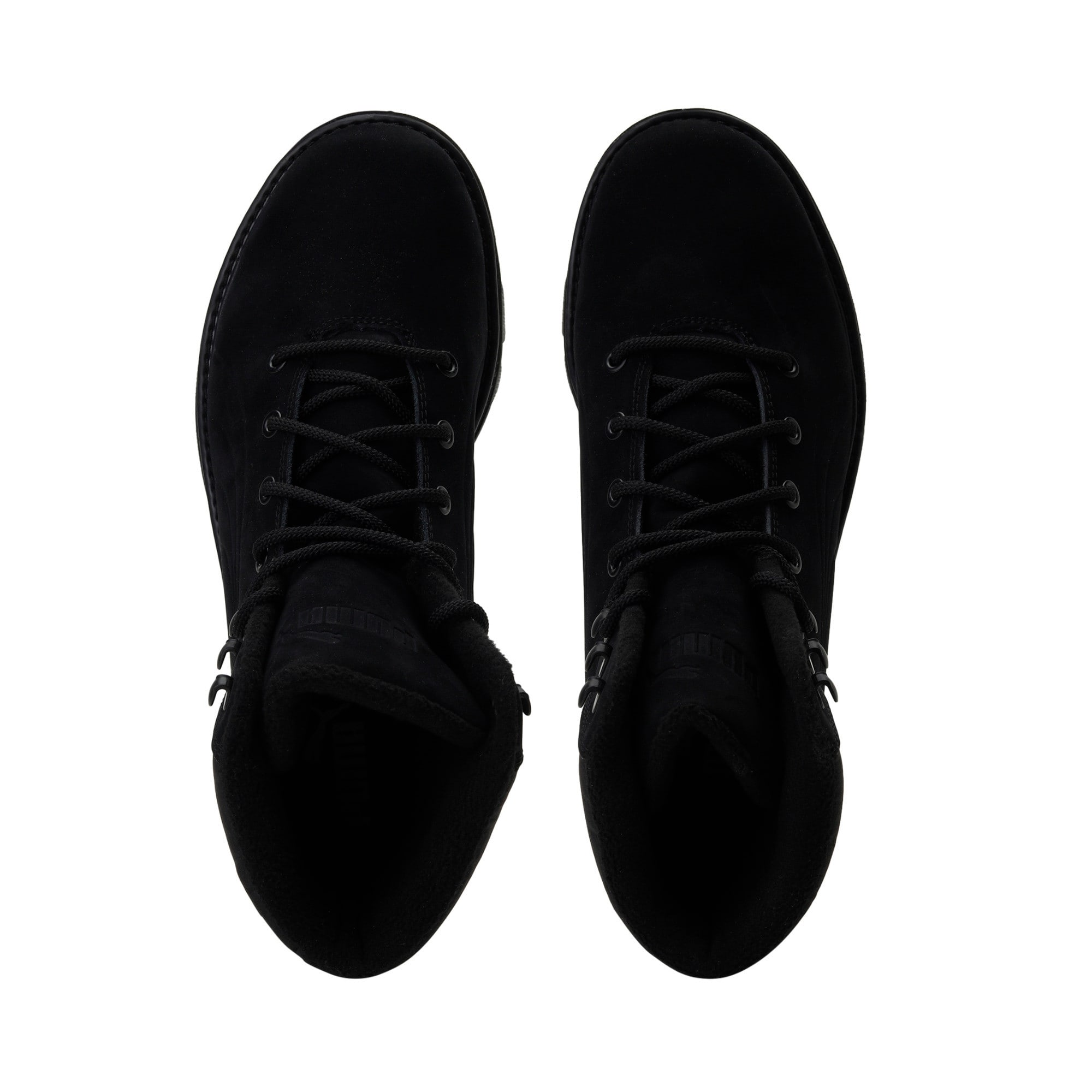 Thumbnail 6 of Desierto Fun Winter Boots, Puma Black- Black- Black, medium-IND
