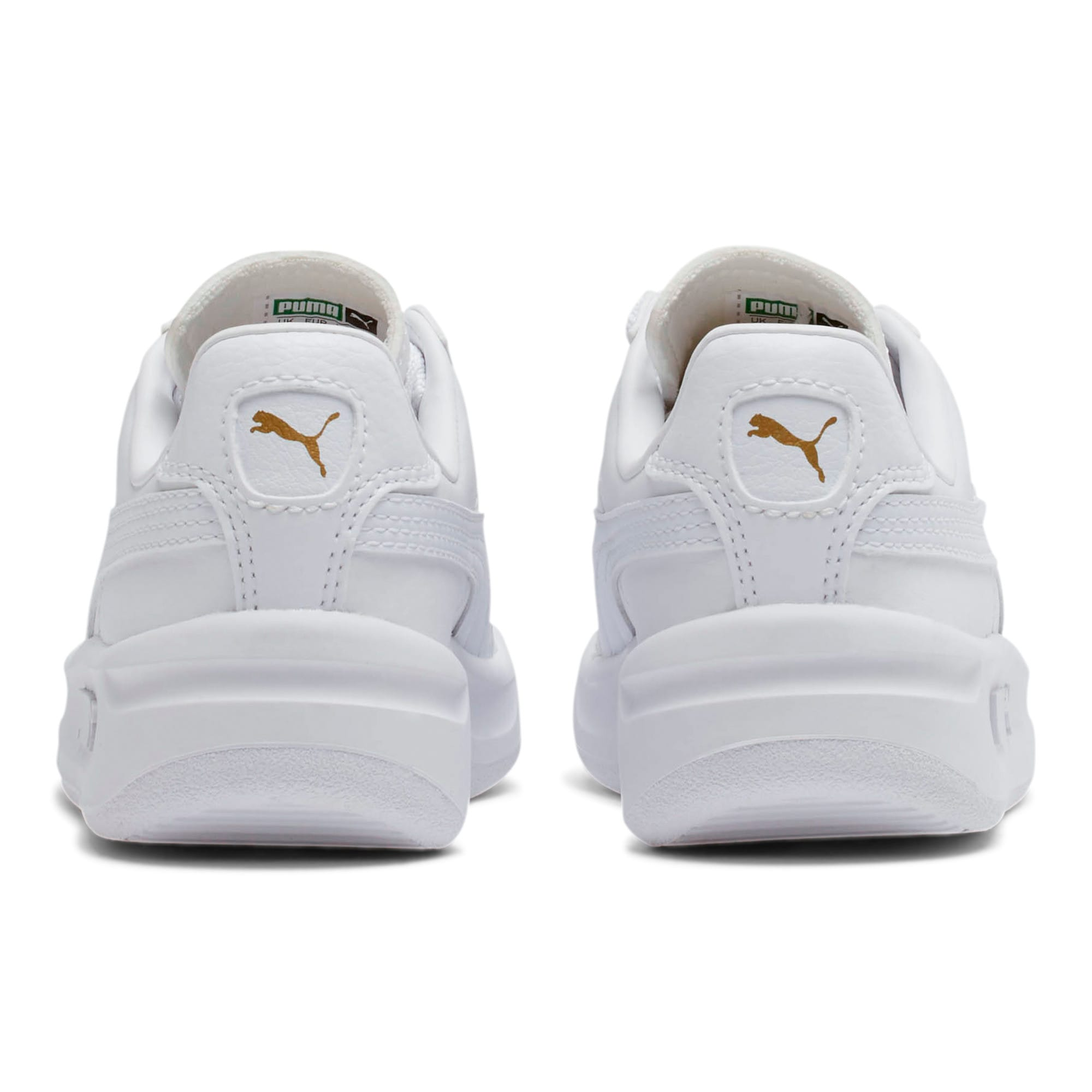 Thumbnail 3 of GV Special Little Kids' Shoes, Puma White-Puma Team Gold, medium