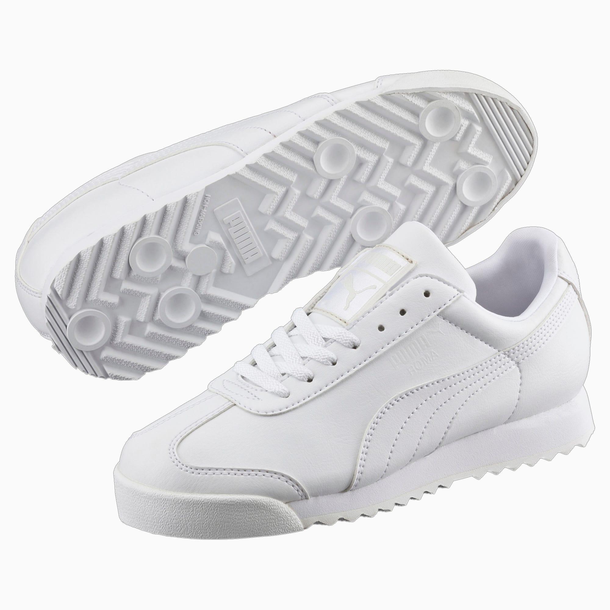 PUMA Kids' Roma Basic Jr K Sneaker