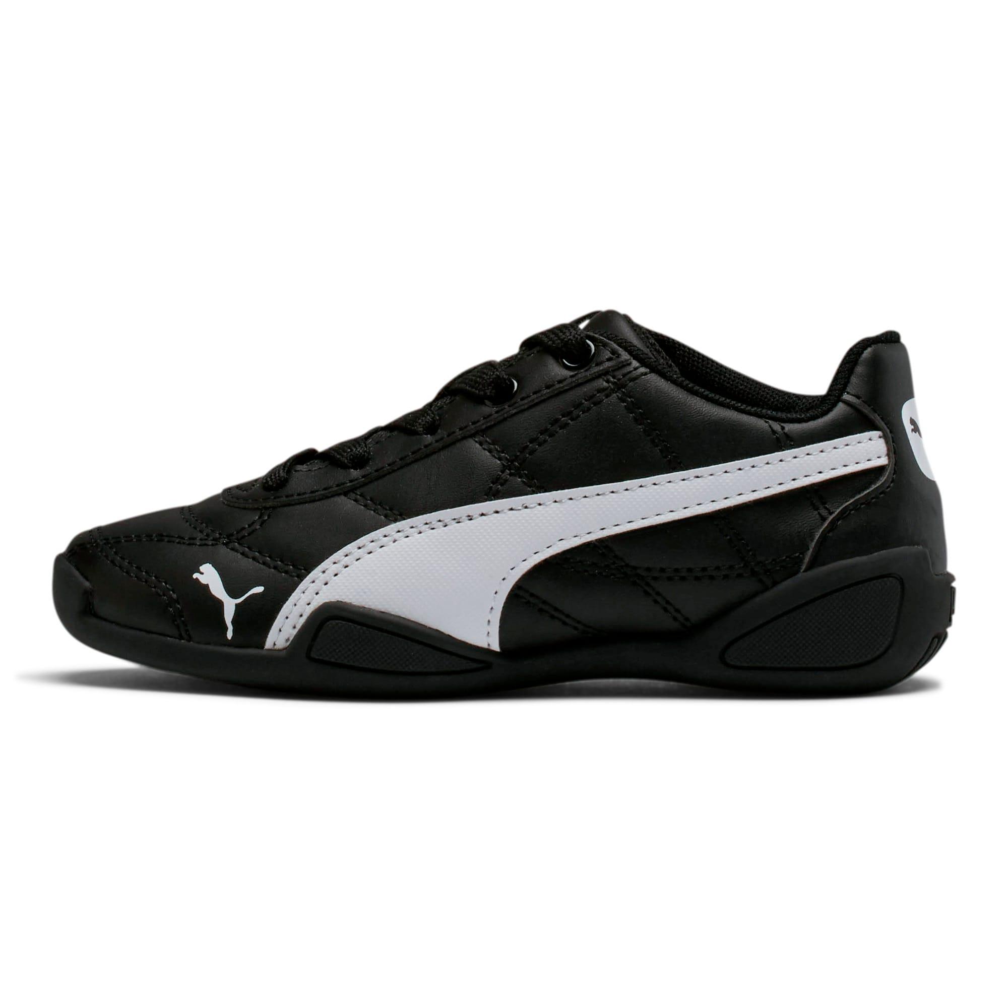 Thumbnail 1 of Tune Cat 3 Little Kids' Shoes, Puma Black-Puma White, medium