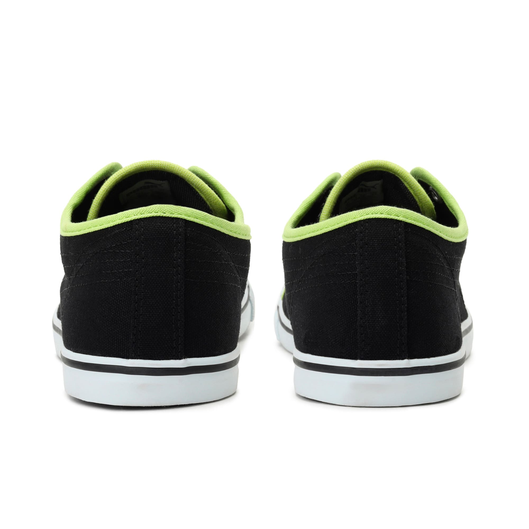 Thumbnail 4 of Puma Streetballer DP, Black-Puma White-Limepunch, medium-IND