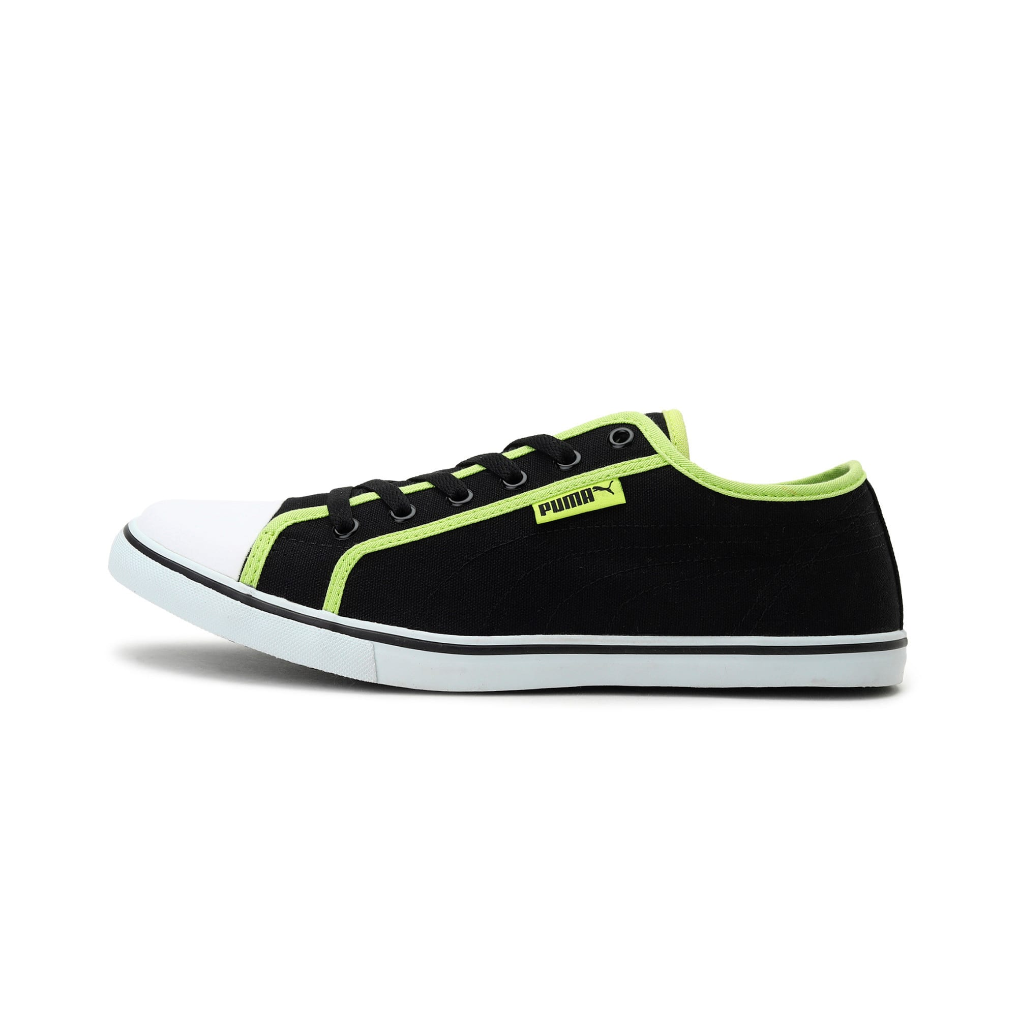 Thumbnail 1 of Puma Streetballer DP, Black-Puma White-Limepunch, medium-IND