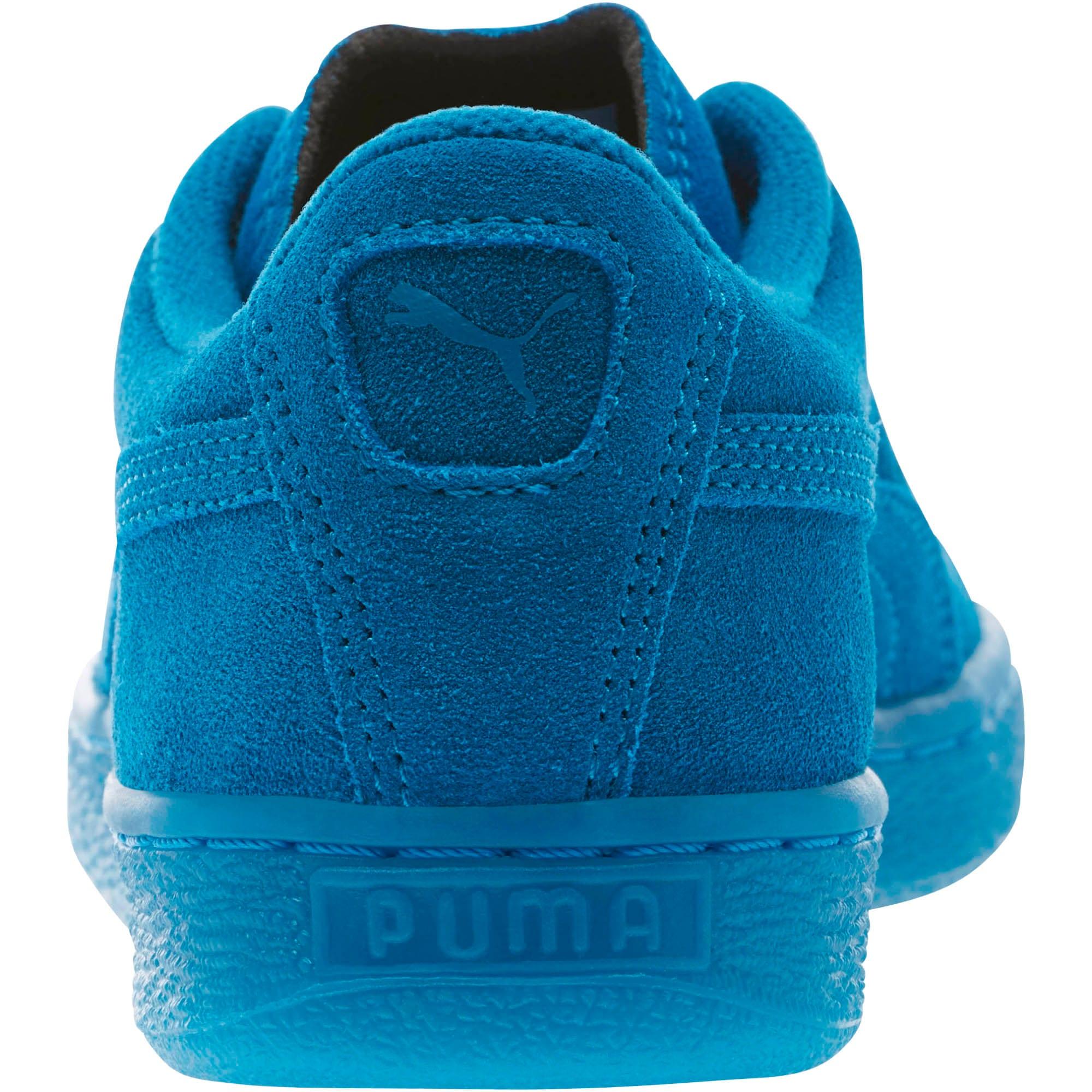 Suede Iced Sneakers JR