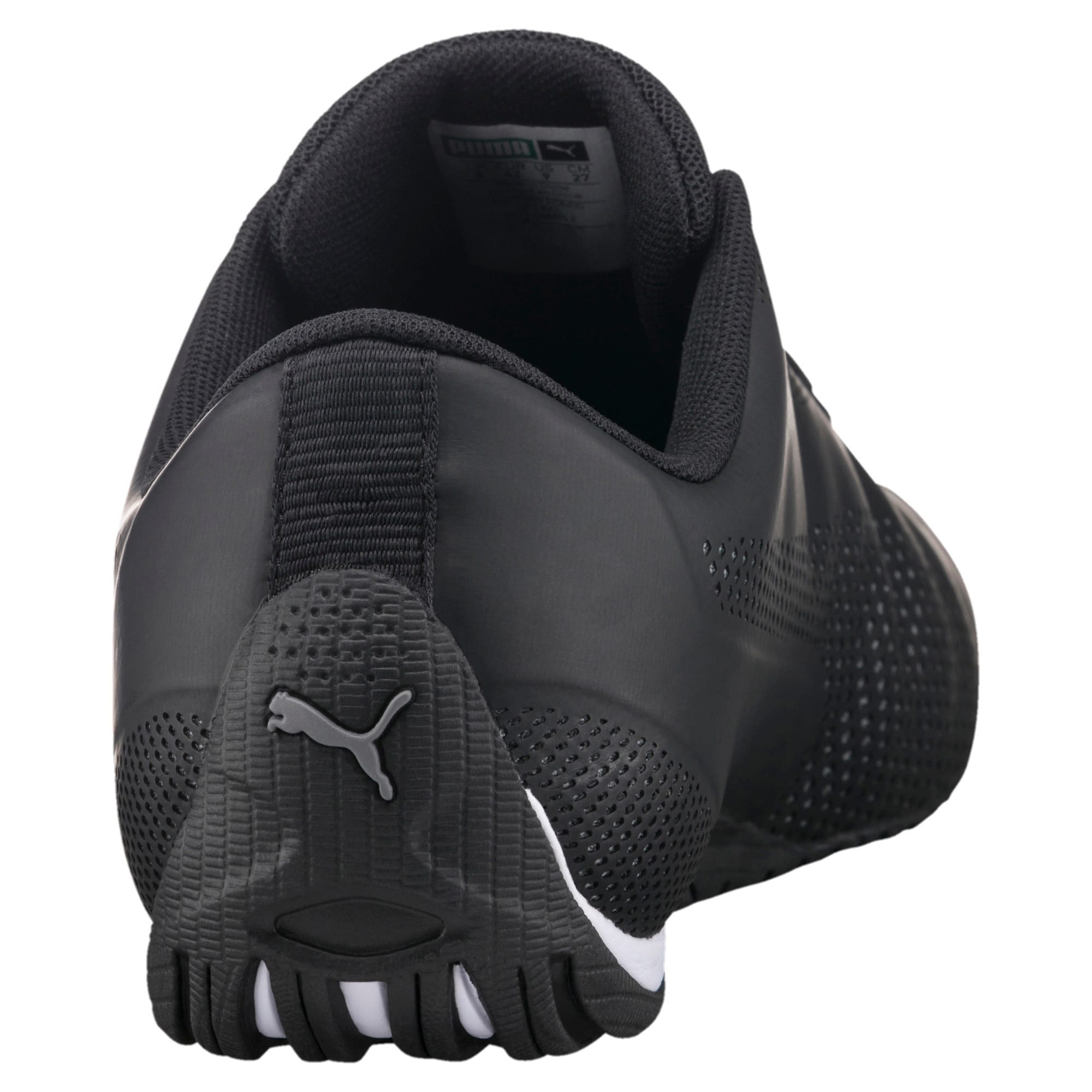 Thumbnail 2 of Drift Cat 5 Ultra Trainers, Puma Black-QUIET SHADE, medium-IND
