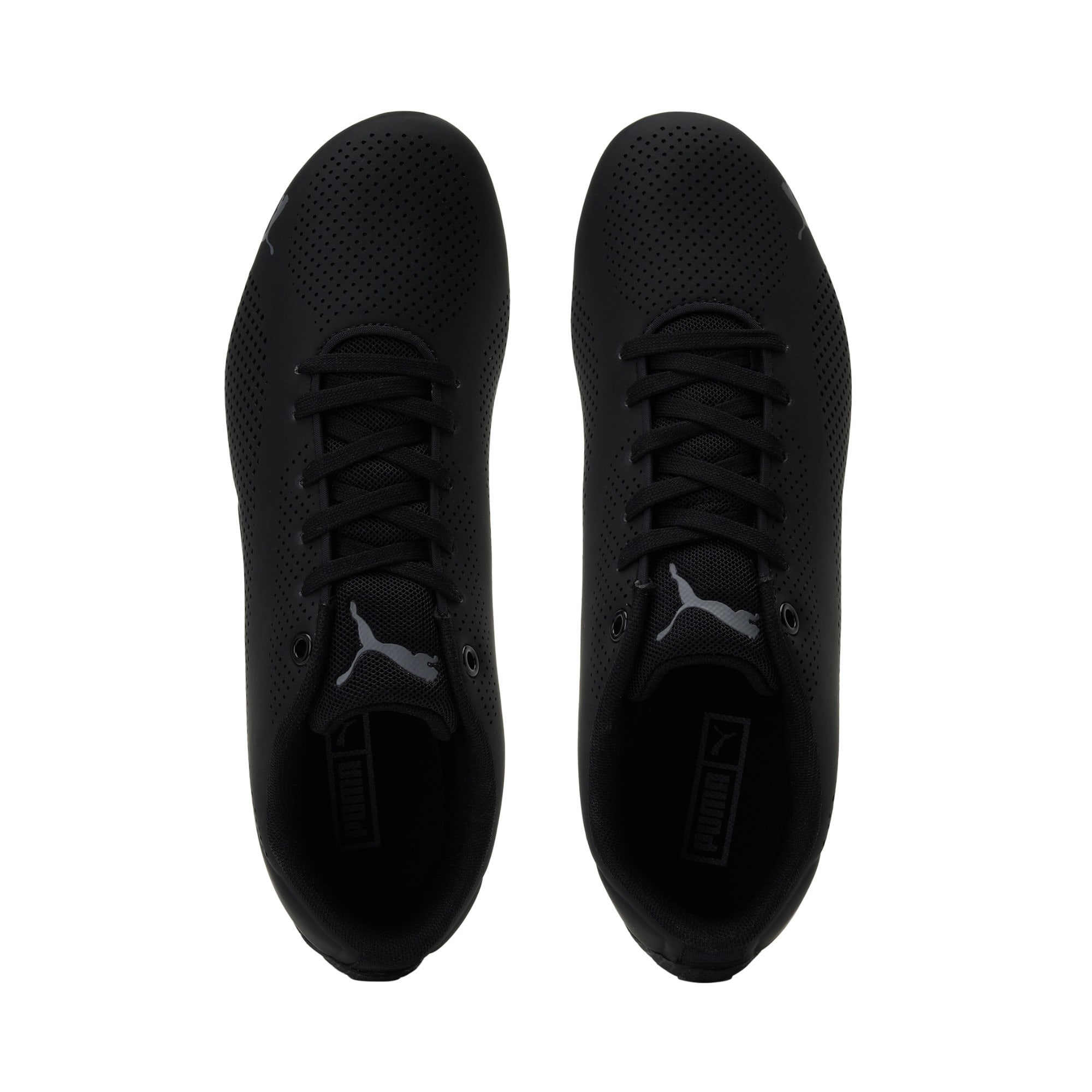 Thumbnail 6 of Drift Cat 5 Ultra Trainers, Puma Black-QUIET SHADE, medium-IND