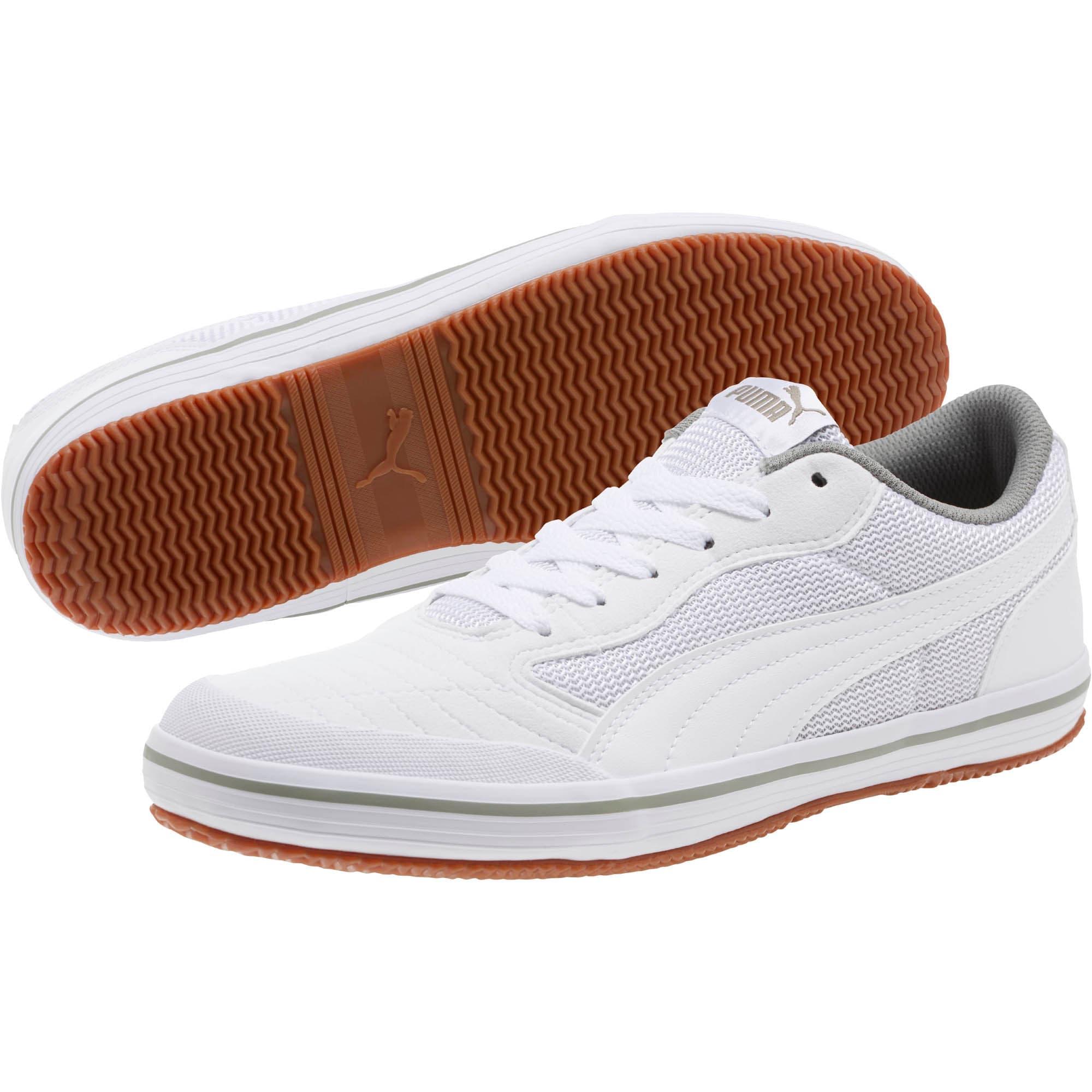 Thumbnail 2 of Astro Sala Sneakers, Puma White-Puma White, medium