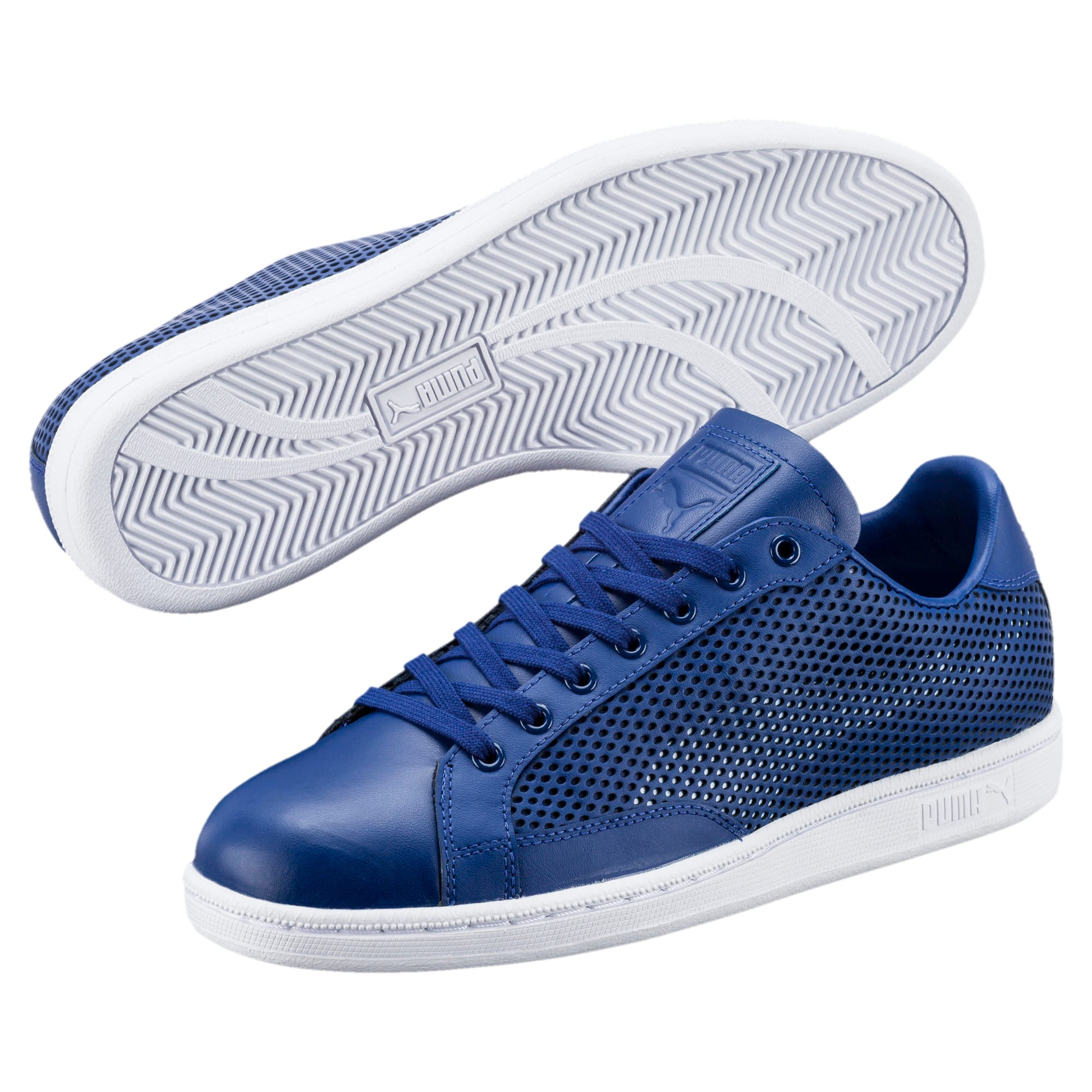 Thumbnail 2 of Match 74 Summer Shade Trainers, TWILIGHT BLUE, medium-IND
