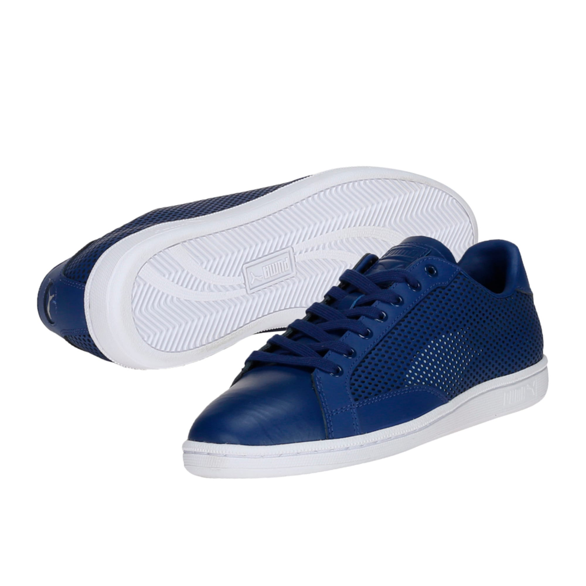 Thumbnail 5 of Match 74 Summer Shade Trainers, TWILIGHT BLUE, medium-IND