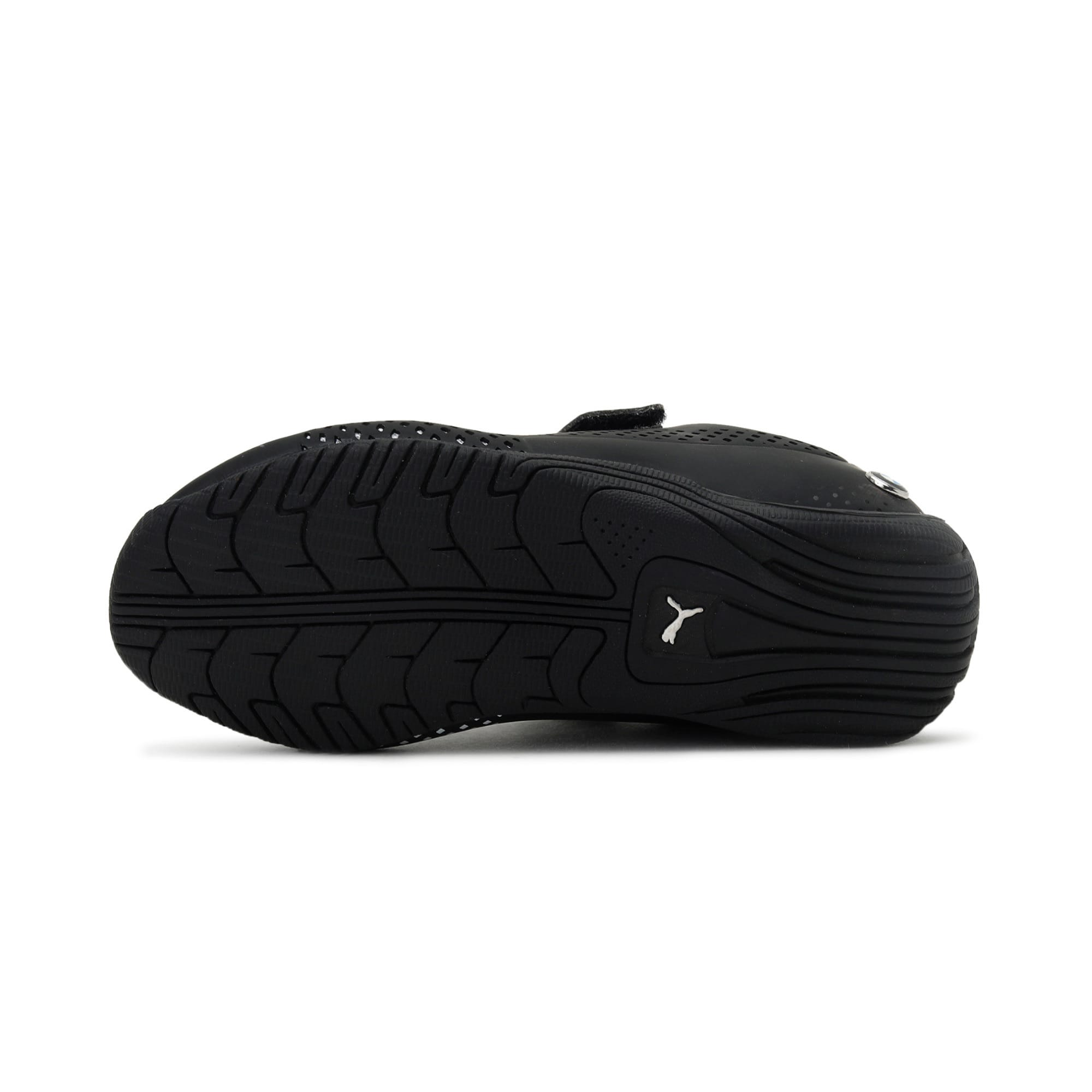 Thumbnail 4 of BMW Motorsport Drift Cat 5 Ultra PS Kids' Trainers, Anthracite-Puma White, medium-IND
