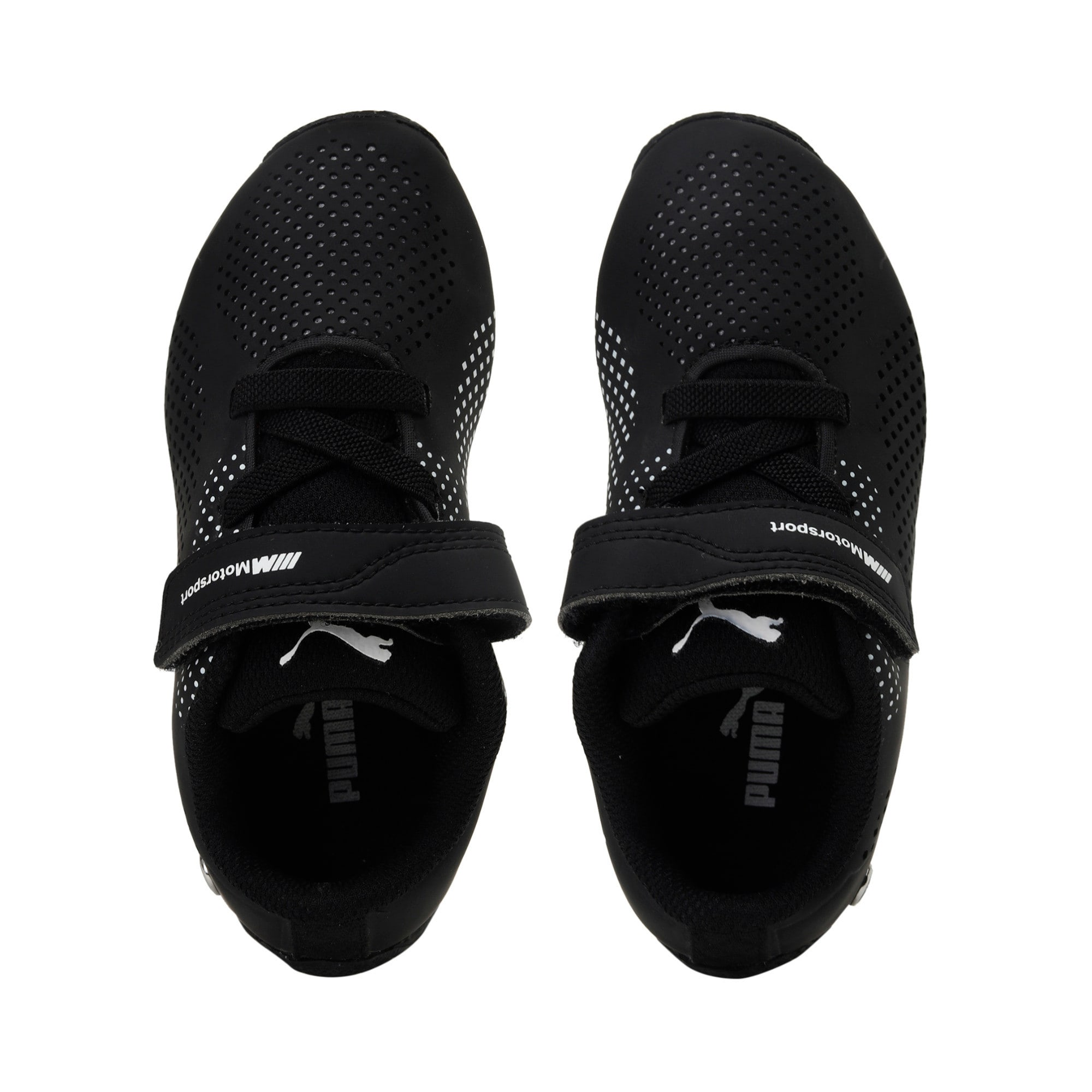 Thumbnail 6 of BMW Motorsport Drift Cat 5 Ultra PS Kids' Trainers, Anthracite-Puma White, medium-IND