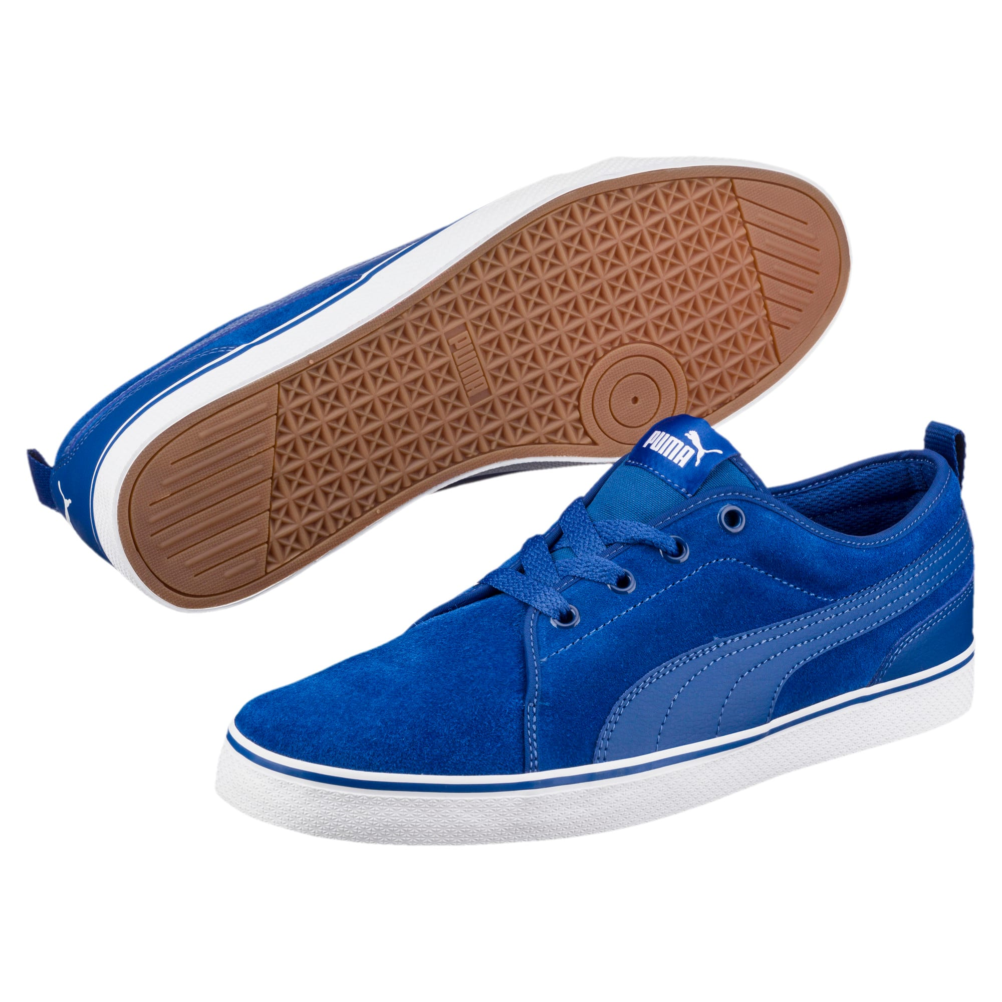 Thumbnail 2 of S Street Vulc, TRUE BLUE-TRUE BLUE, medium-IND