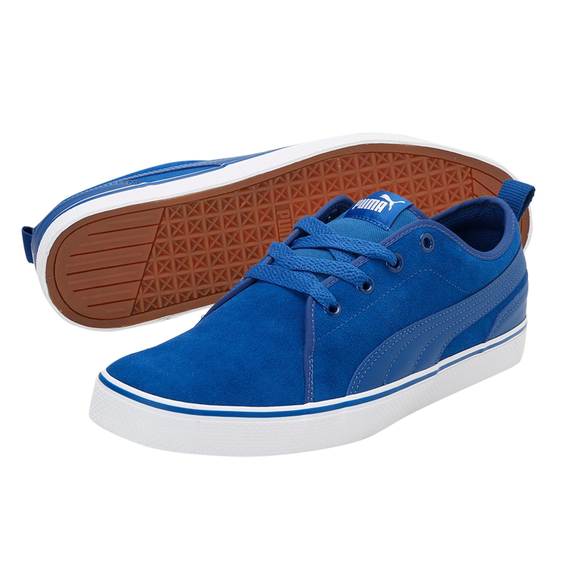 Thumbnail 4 of S Street Vulc, TRUE BLUE-TRUE BLUE, medium-IND