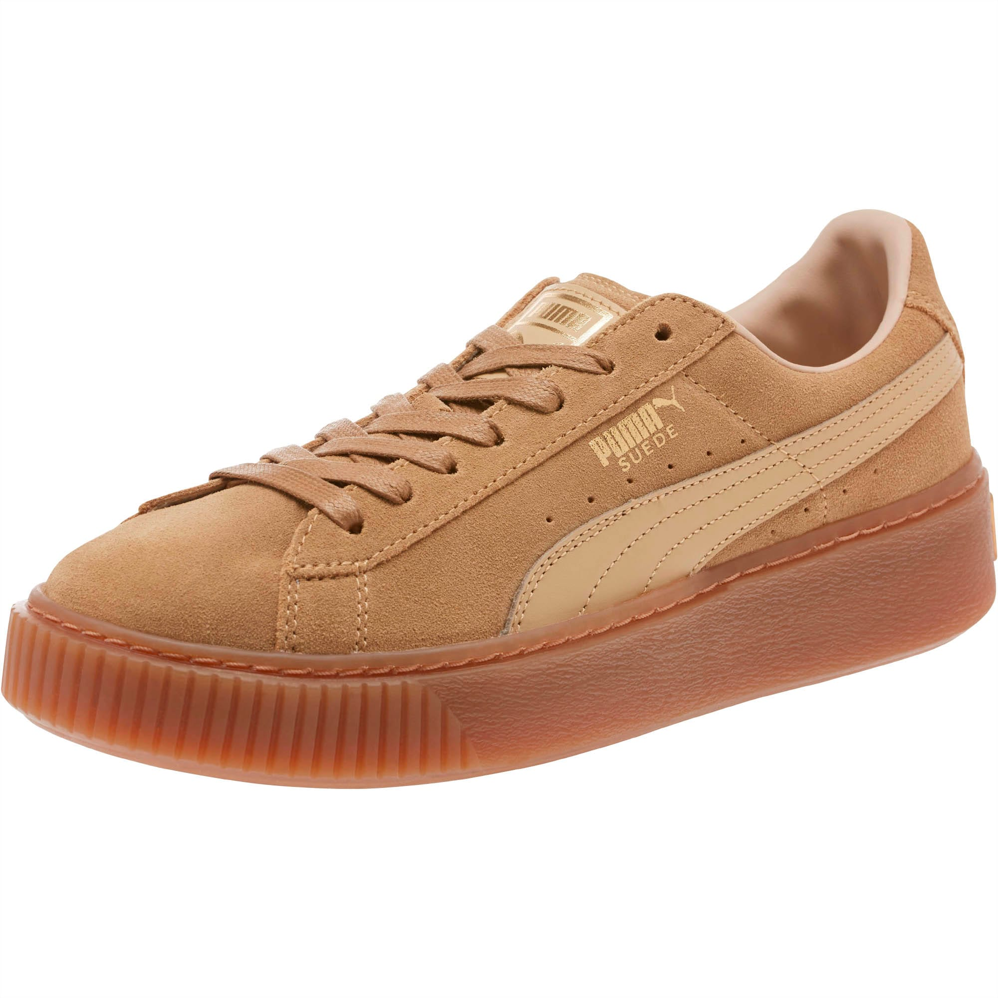 puma basket platform animal