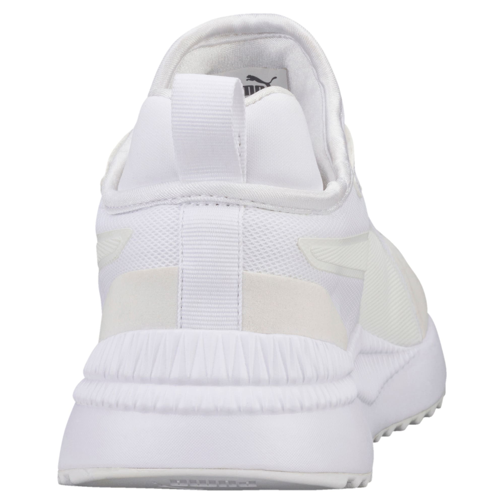 Thumbnail 2 of Pacer Next Trainers, Puma White-Puma White, medium-IND