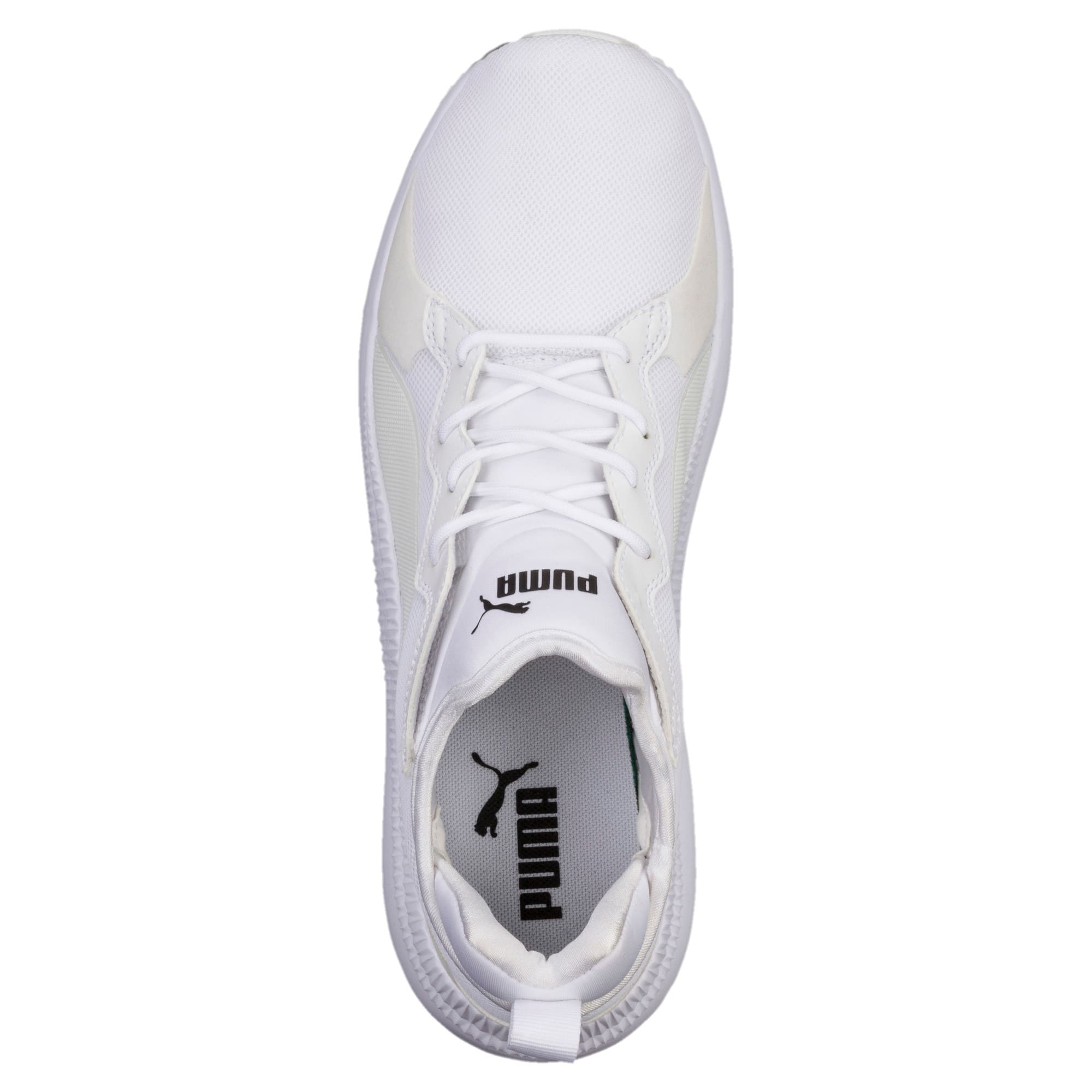 Thumbnail 5 of Pacer Next Trainers, Puma White-Puma White, medium-IND