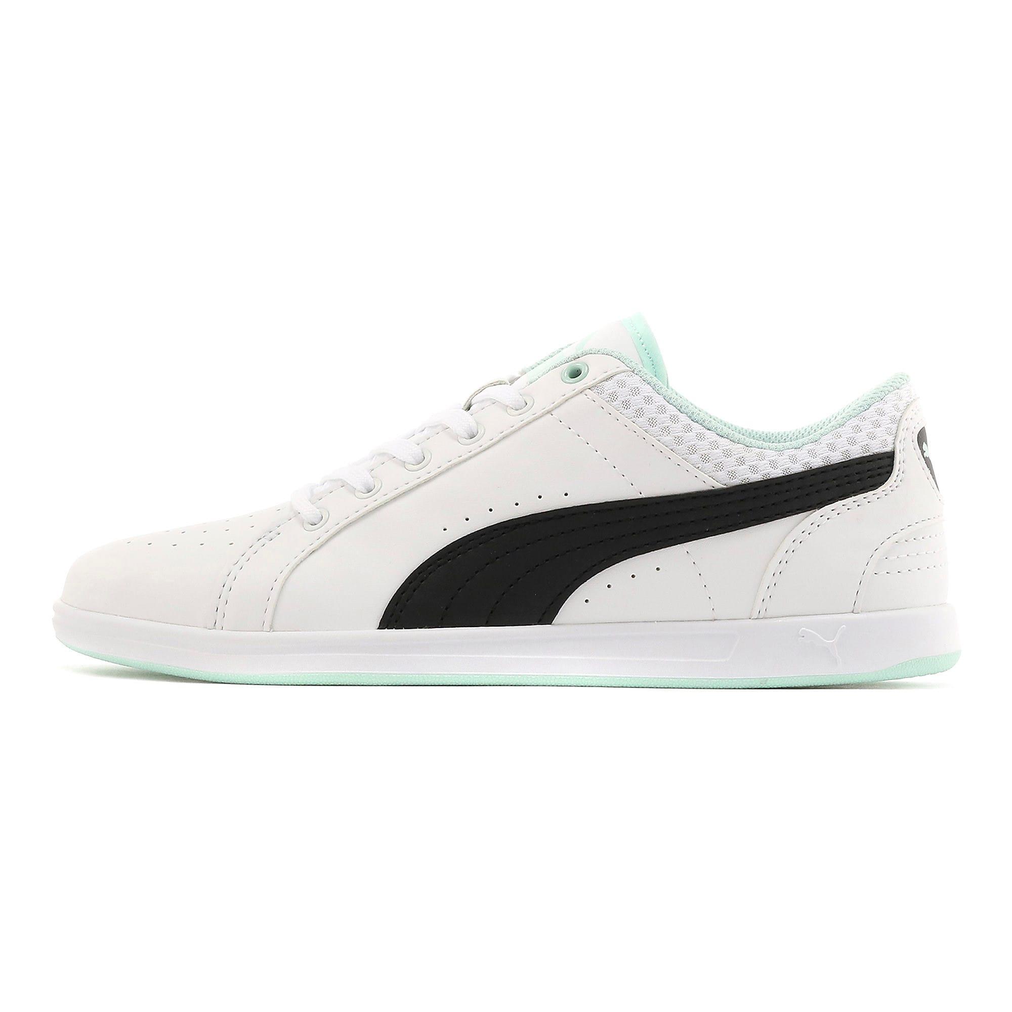 Thumbnail 1 of Ikaz Lo v2 Women's Sneakers, Puma White-Puma Black-, medium-IND