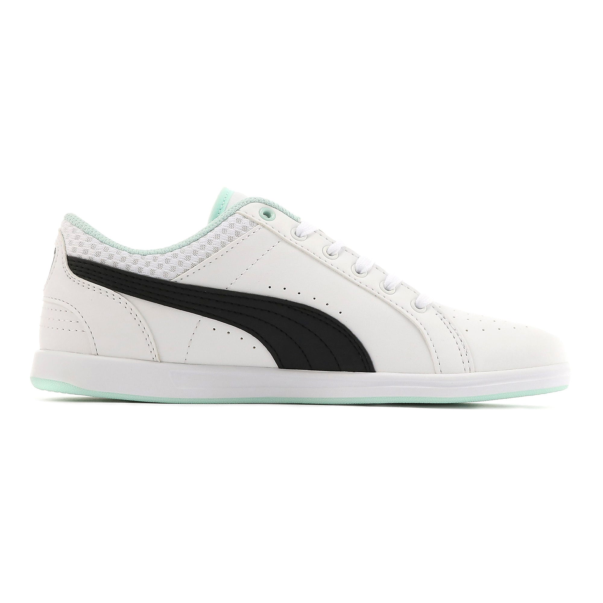 Thumbnail 5 of Ikaz Lo v2 Women's Sneakers, Puma White-Puma Black-, medium-IND