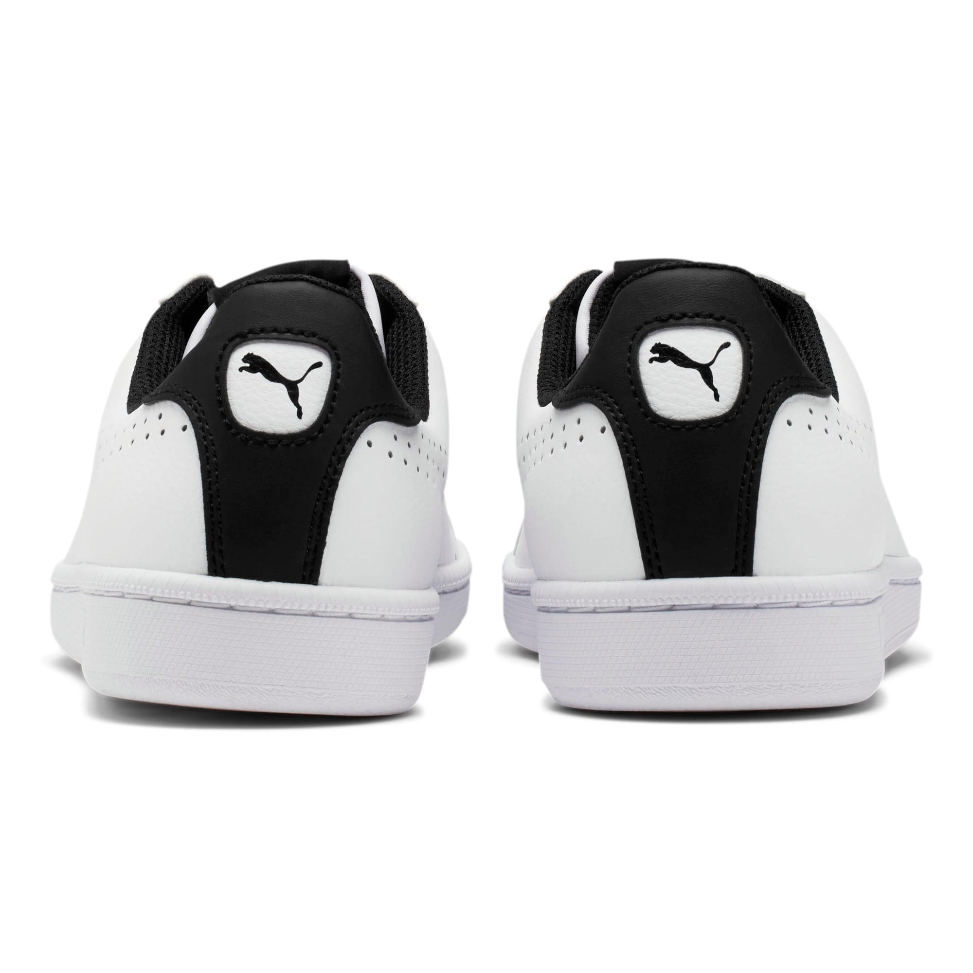 Thumbnail 3 of PUMA Smash Perf Sneakers, Puma White-Puma Black, medium