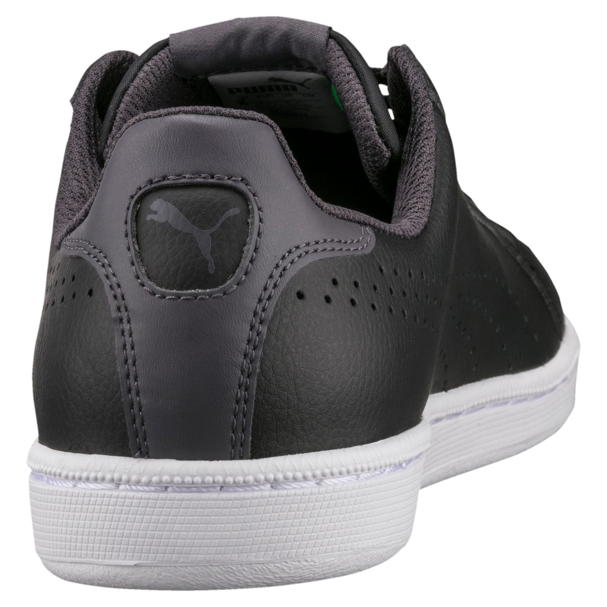 Thumbnail 3 of Smash Perf Trainers, Puma Black-Periscope, medium-IND