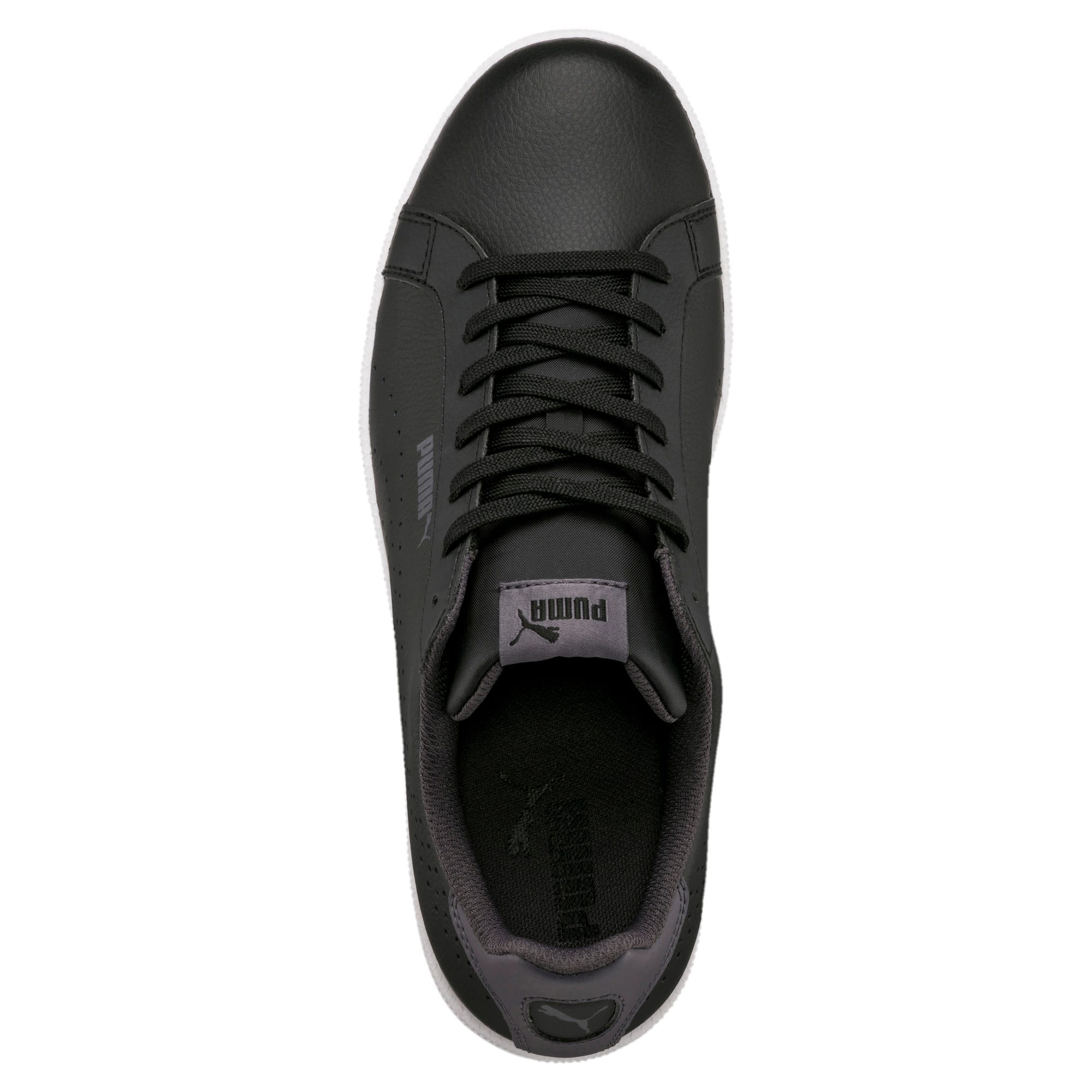 Thumbnail 5 of Smash Perf Trainers, Puma Black-Periscope, medium-IND