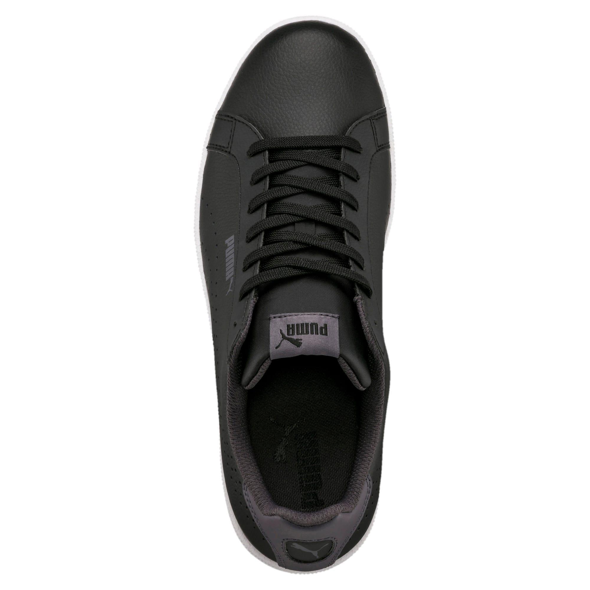 Thumbnail 5 of PUMA Smash Perf Sneakers, Puma Black-Periscope, medium