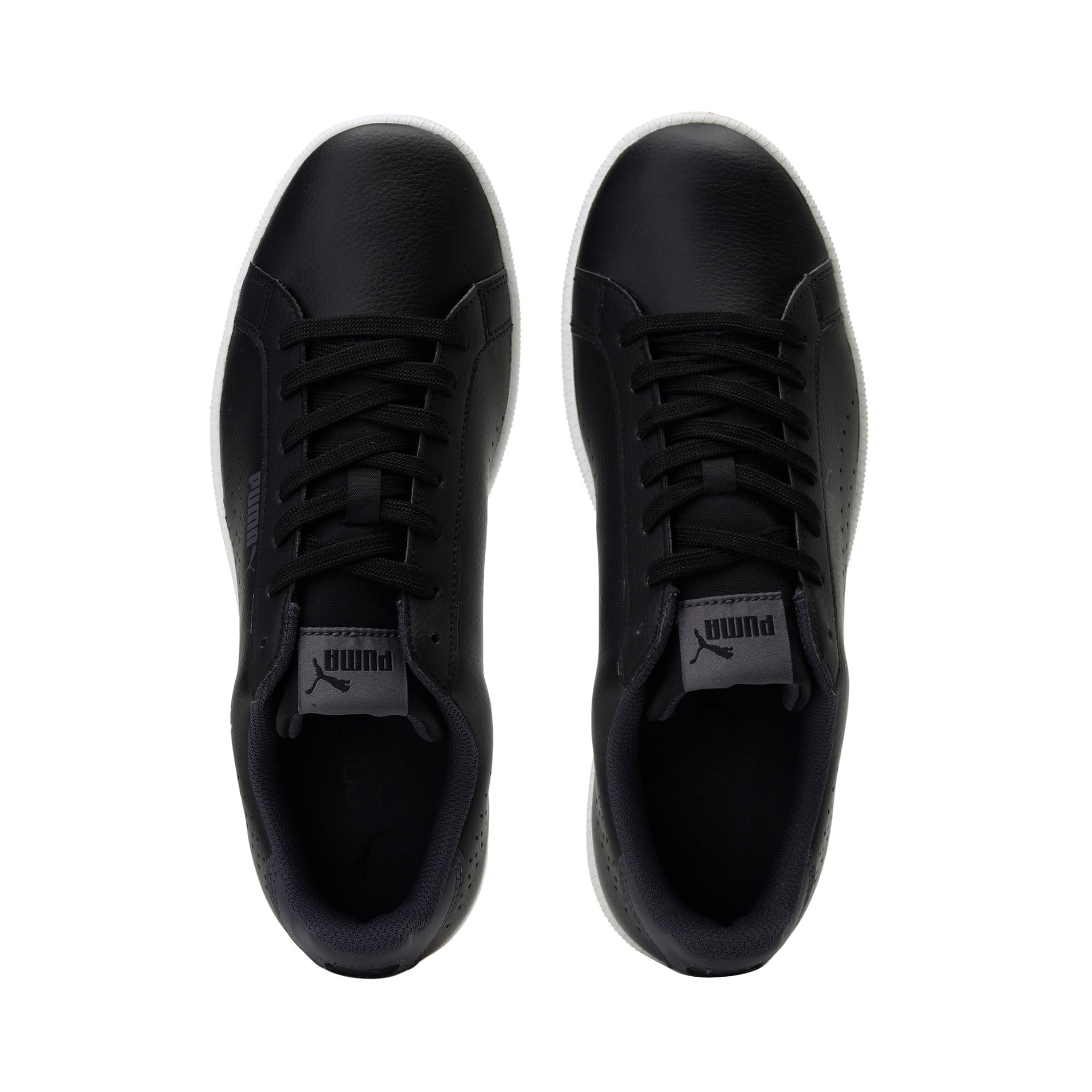 Thumbnail 6 of Smash Perf Trainers, Puma Black-Periscope, medium-IND