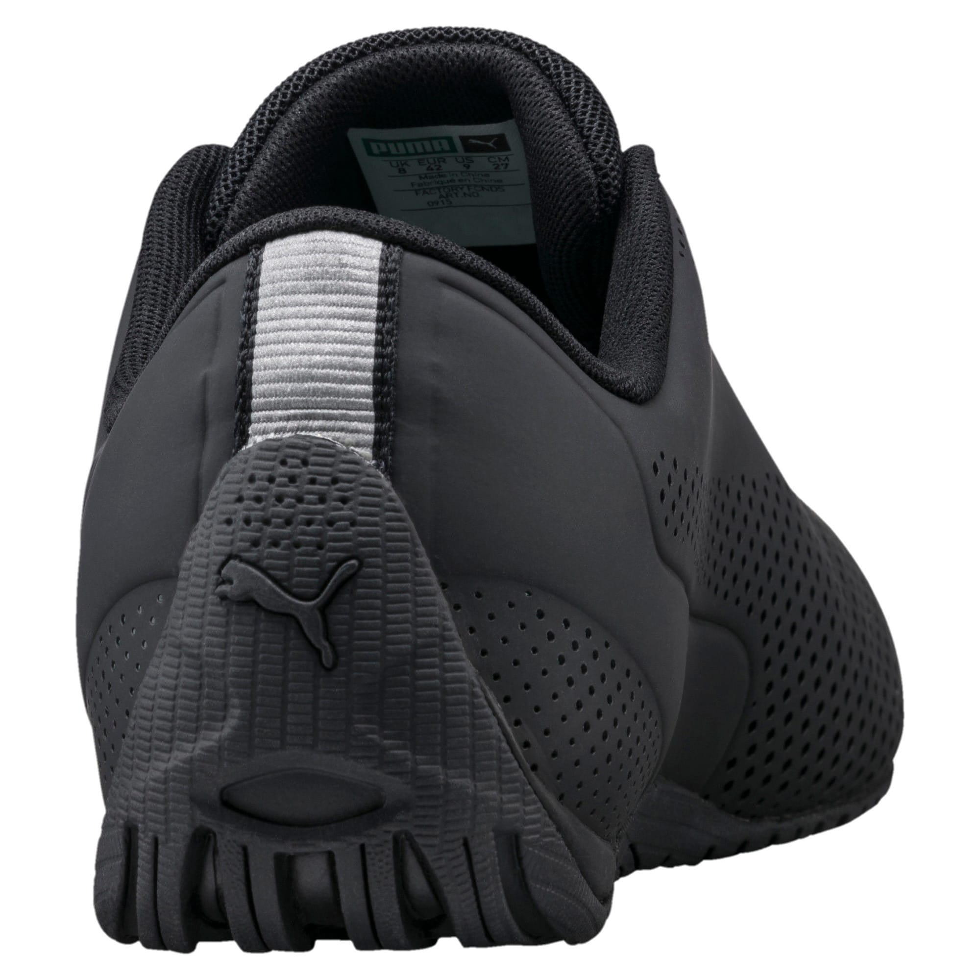 Thumbnail 4 of Drift Cat Ultra Reflective Shoes, Puma Black-Puma Black-Blk, medium