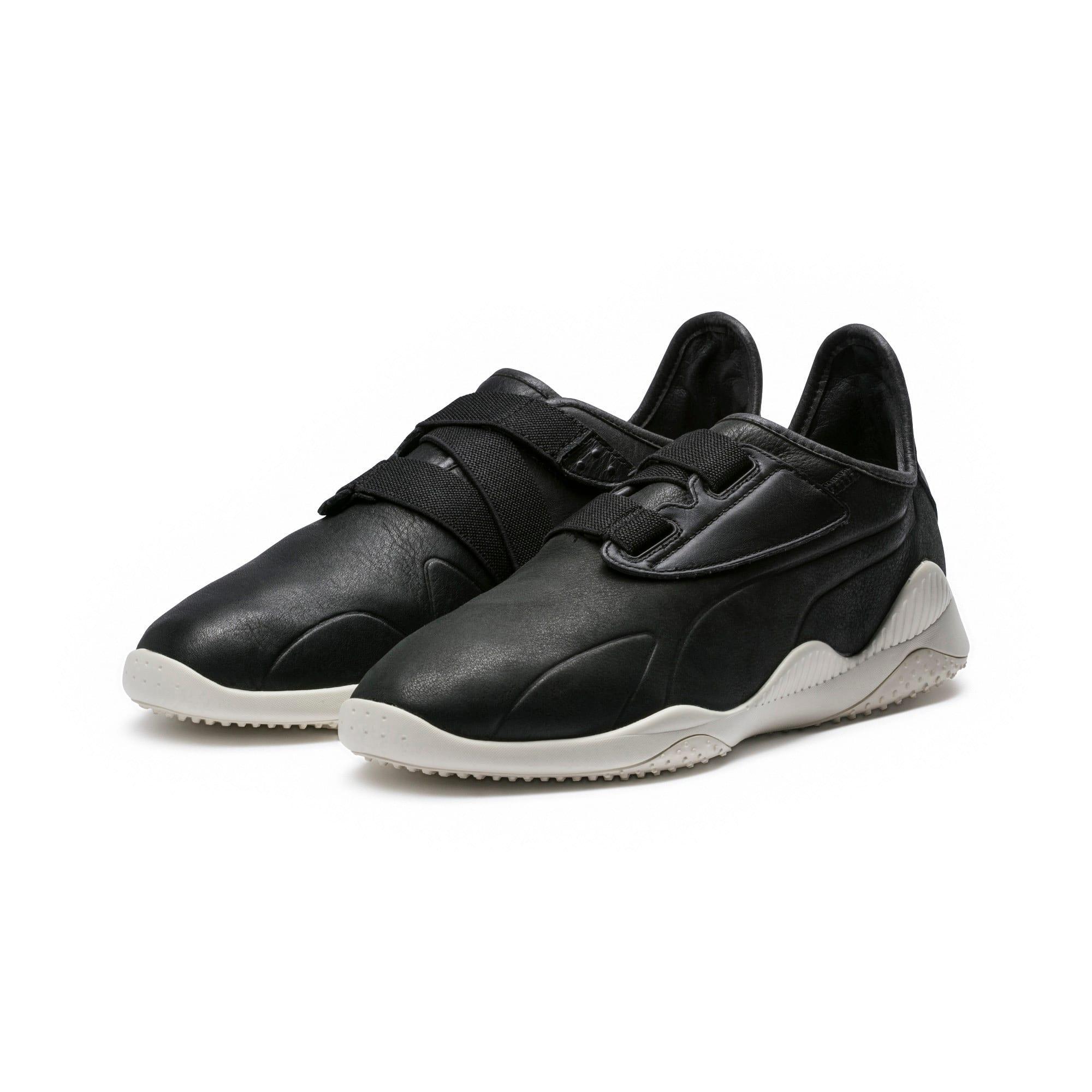 Thumbnail 2 of Mostro Premium, Puma Black-Whisper White, medium-IND