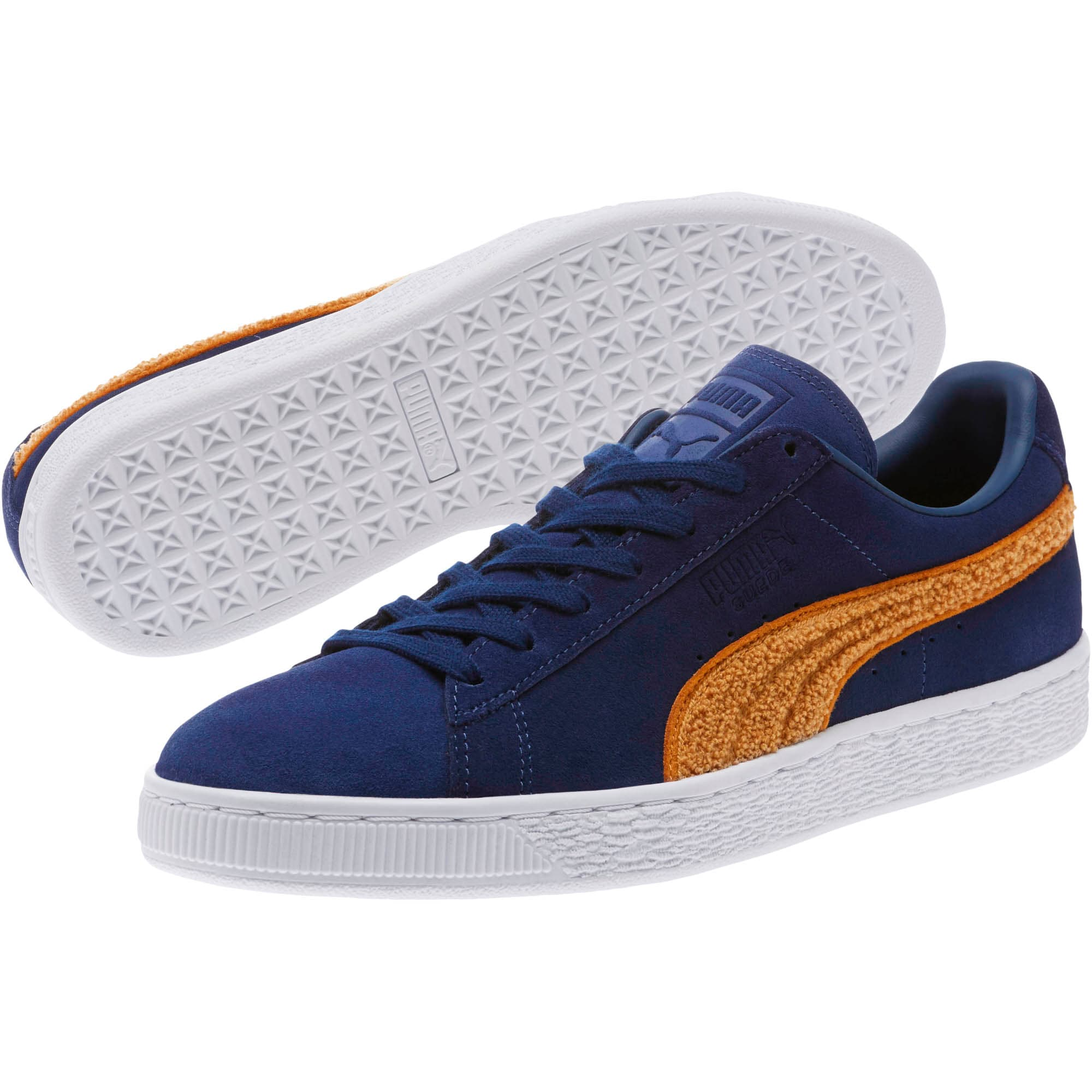 Suede Classic Terry Sneakers