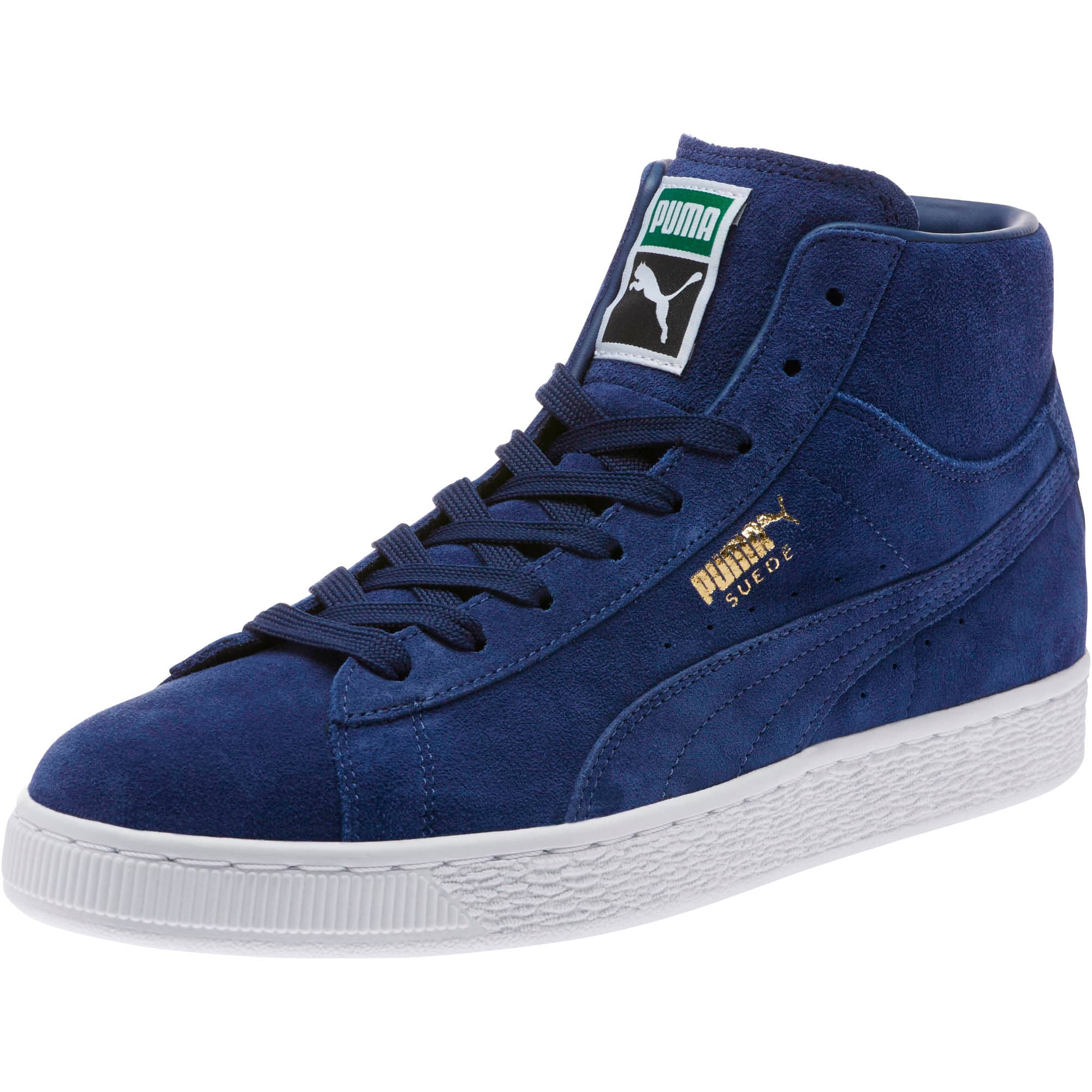 Suede Classic Mid Sneakers