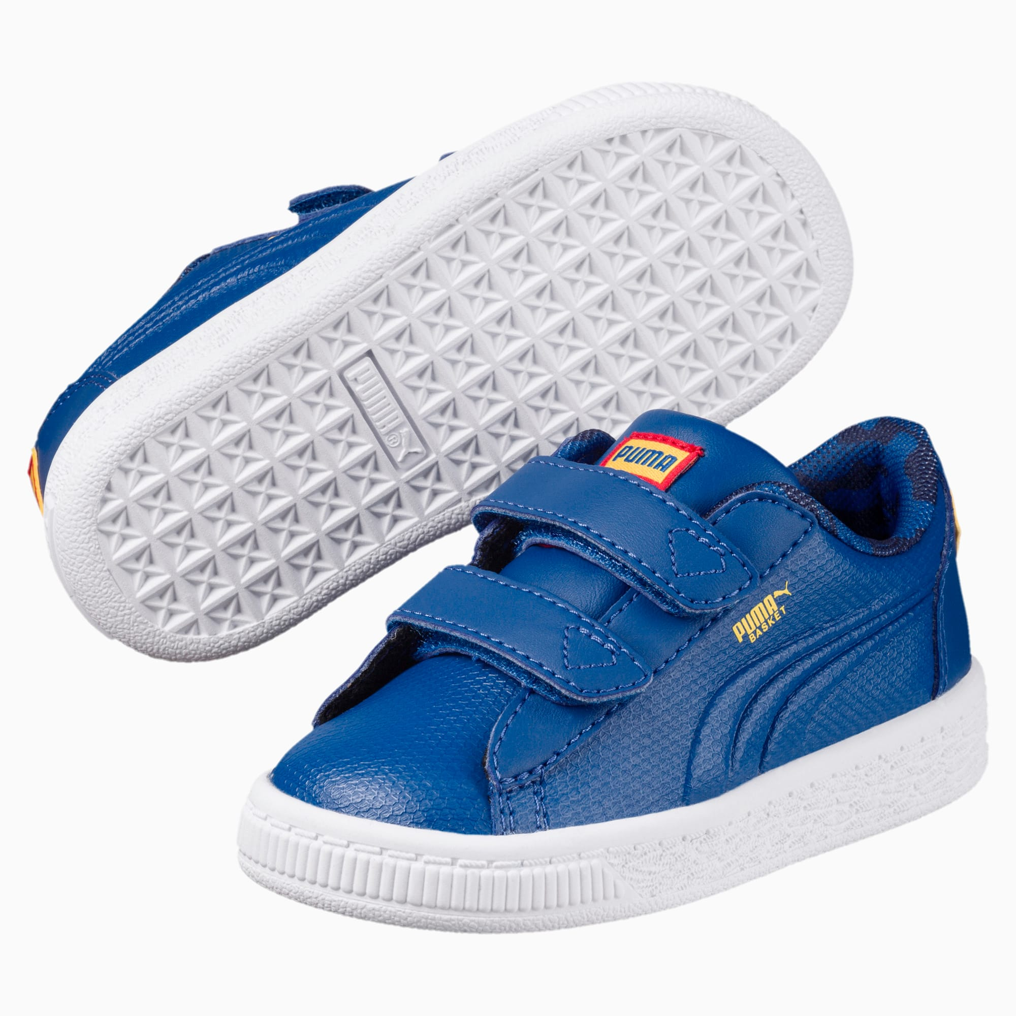 Chaussure Basket Superman™ pour bébé | PUMA Cyber Monday 50
