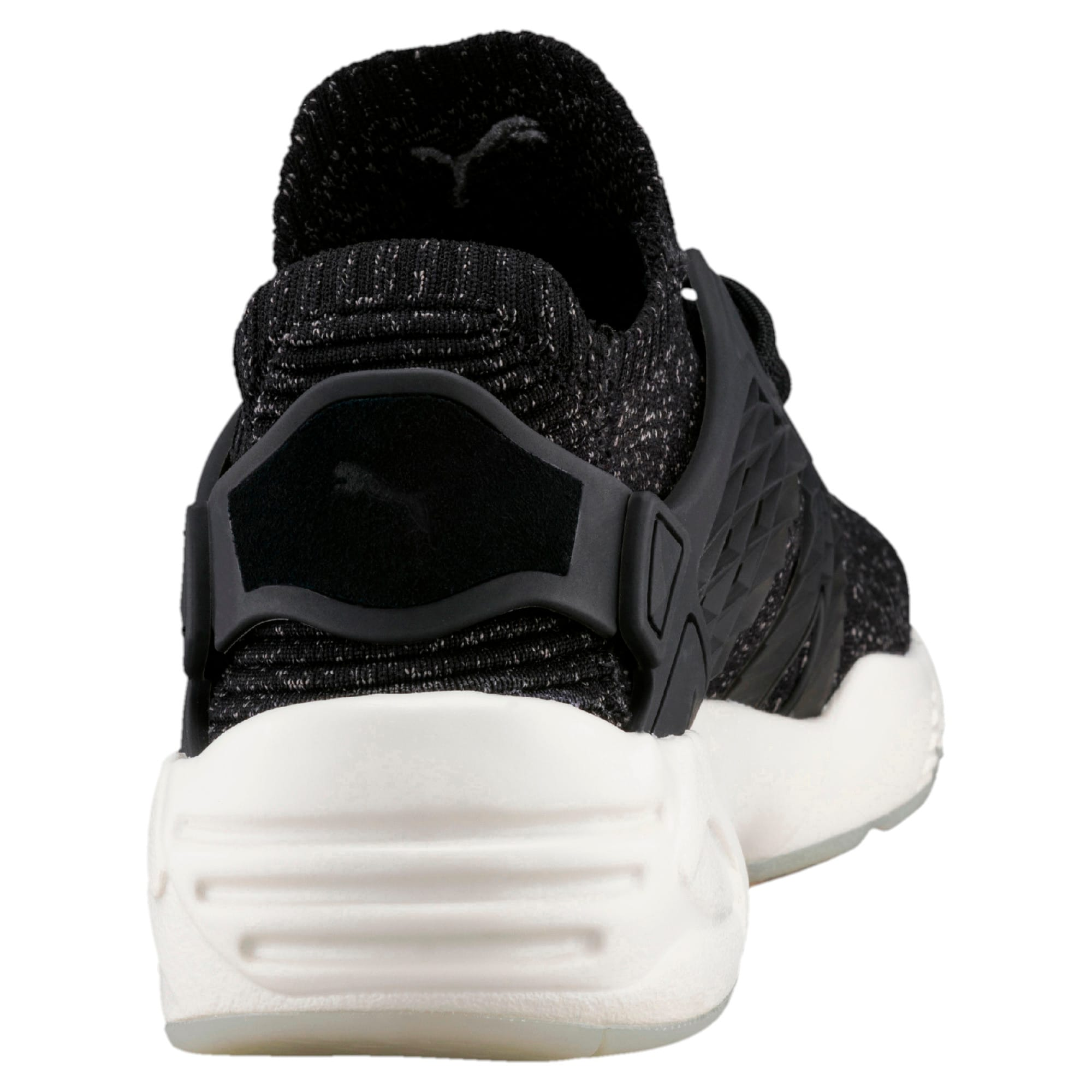 Thumbnail 3 of Blaze Cage evoKNIT Trainers, P Black-Steel Gray-W White, medium-IND
