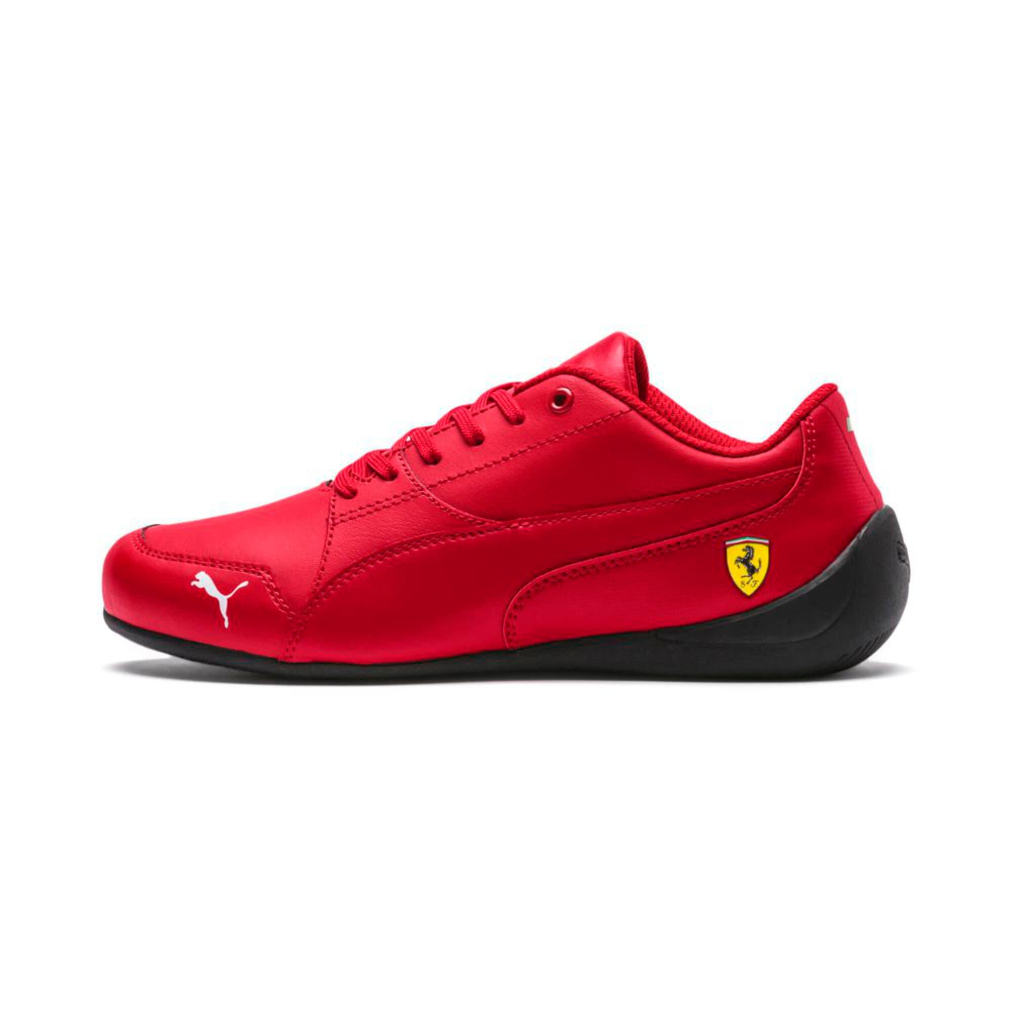 Thumbnail 1 of Ferrari Drift Cat 7 Kids' Trainers, Rosso Corsa-Rosso Corsa, medium-IND
