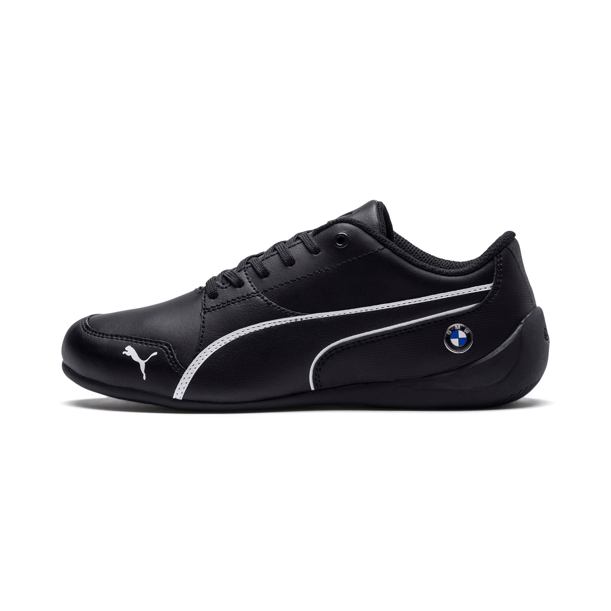 Thumbnail 1 of BMW Motorsport Drift Cat 7 Kids' Trainers, Anthracite-Anthracite, medium-IND