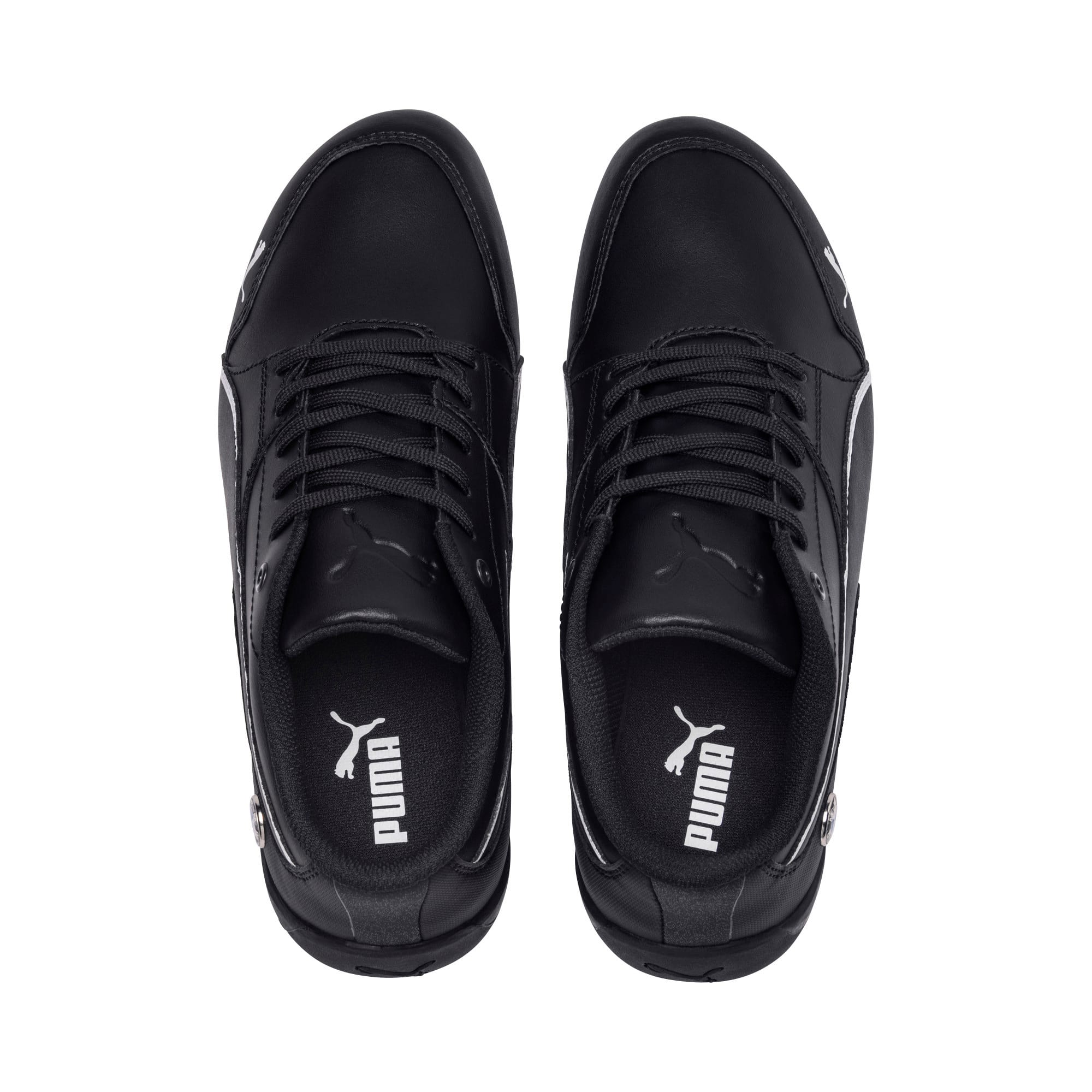 Thumbnail 6 of BMW Motorsport Drift Cat 7 Kids' Trainers, Anthracite-Anthracite, medium-IND