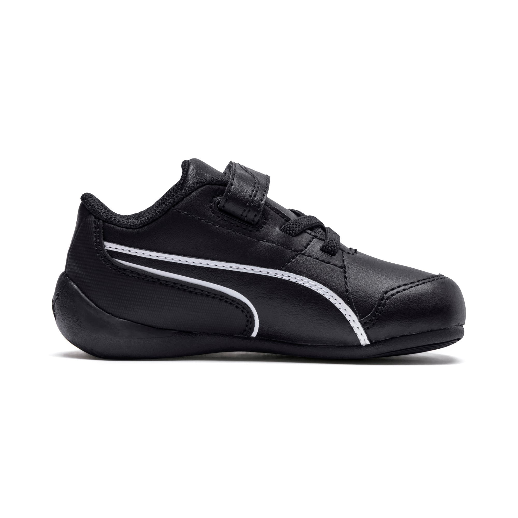Thumbnail 6 of BMW Motorsport Drift Cat 7 V Preschool Kids' Trainers, Anthracite-Anthracite, medium-IND