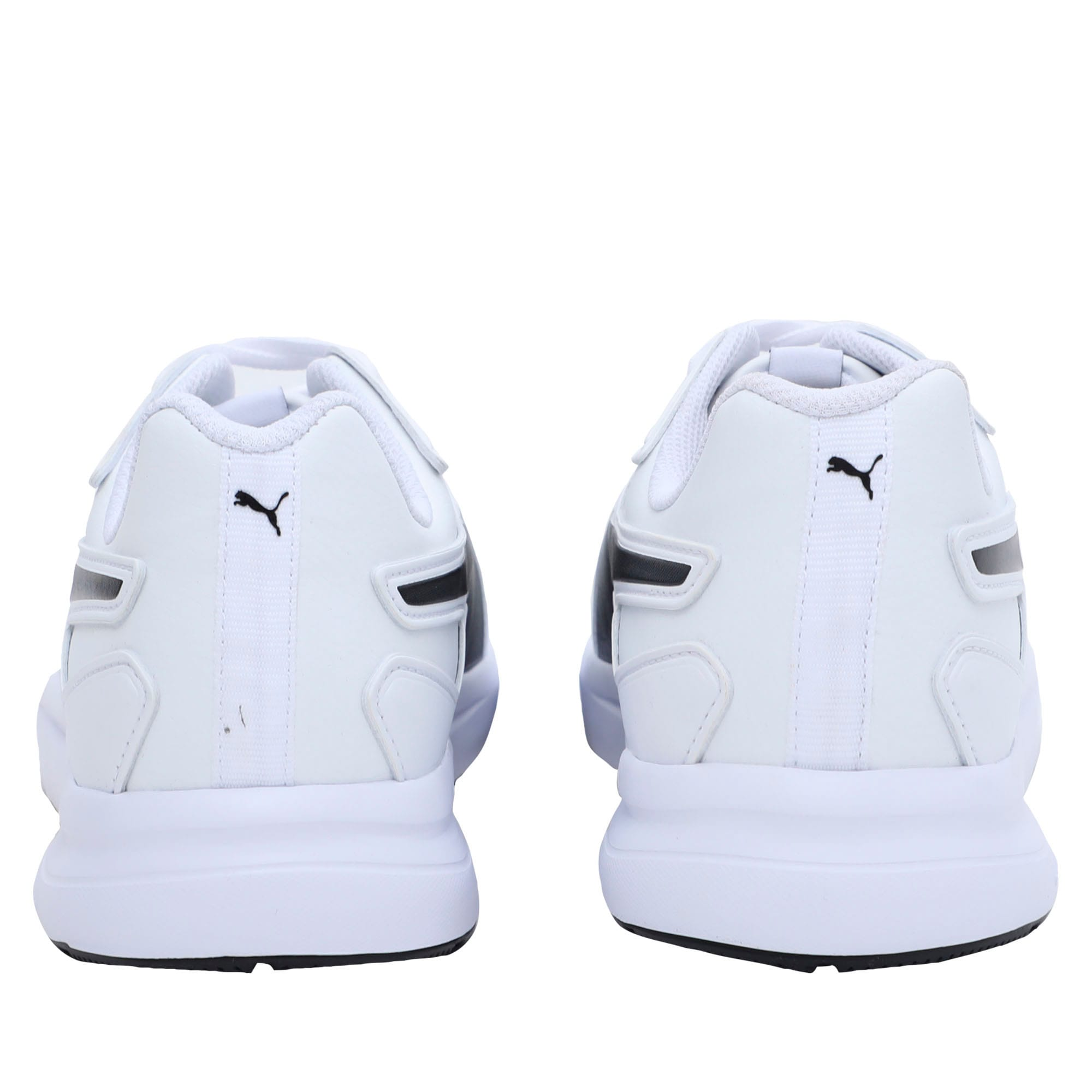 Thumbnail 4 of Escaper SL Trainers, Puma White-Puma Black, medium-IND