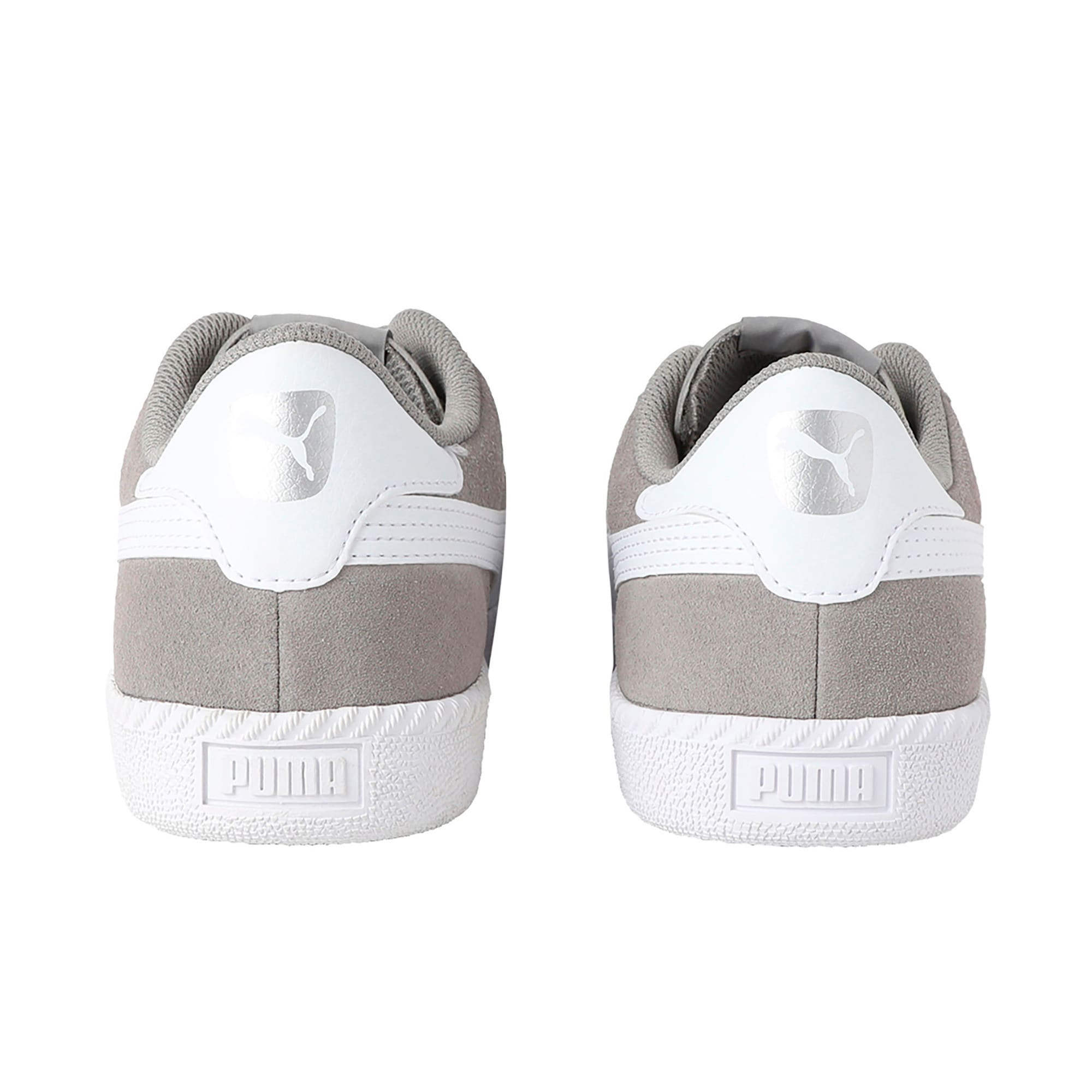 Thumbnail 3 of Astro Cup Trainers, Elephant Skin-Puma White, medium-IND