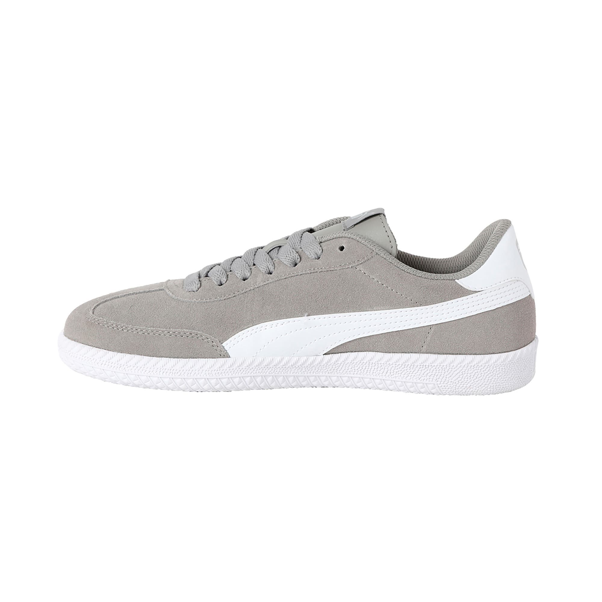 Thumbnail 1 of Astro Cup Trainers, Elephant Skin-Puma White, medium-IND