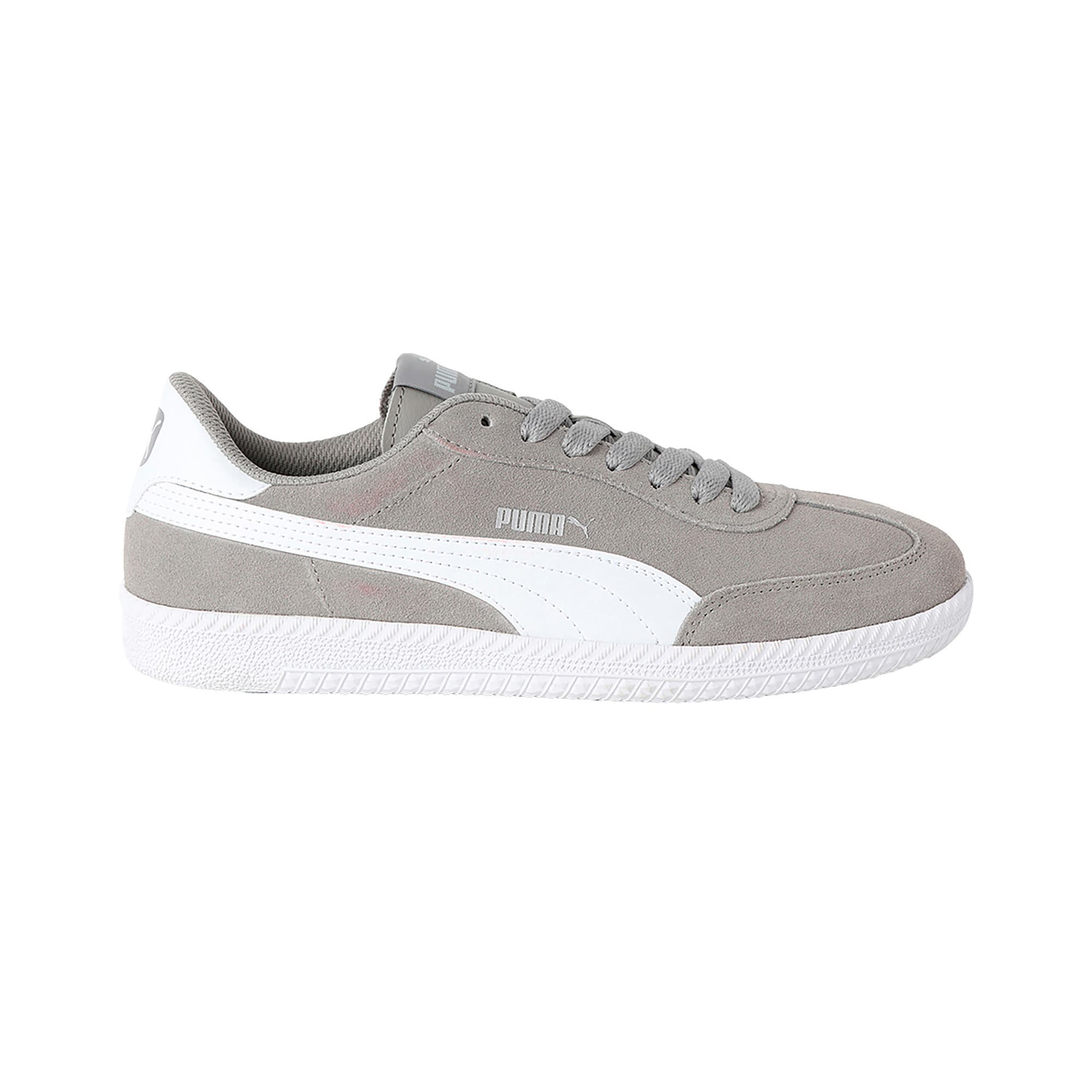 Thumbnail 5 of Astro Cup Trainers, Elephant Skin-Puma White, medium-IND