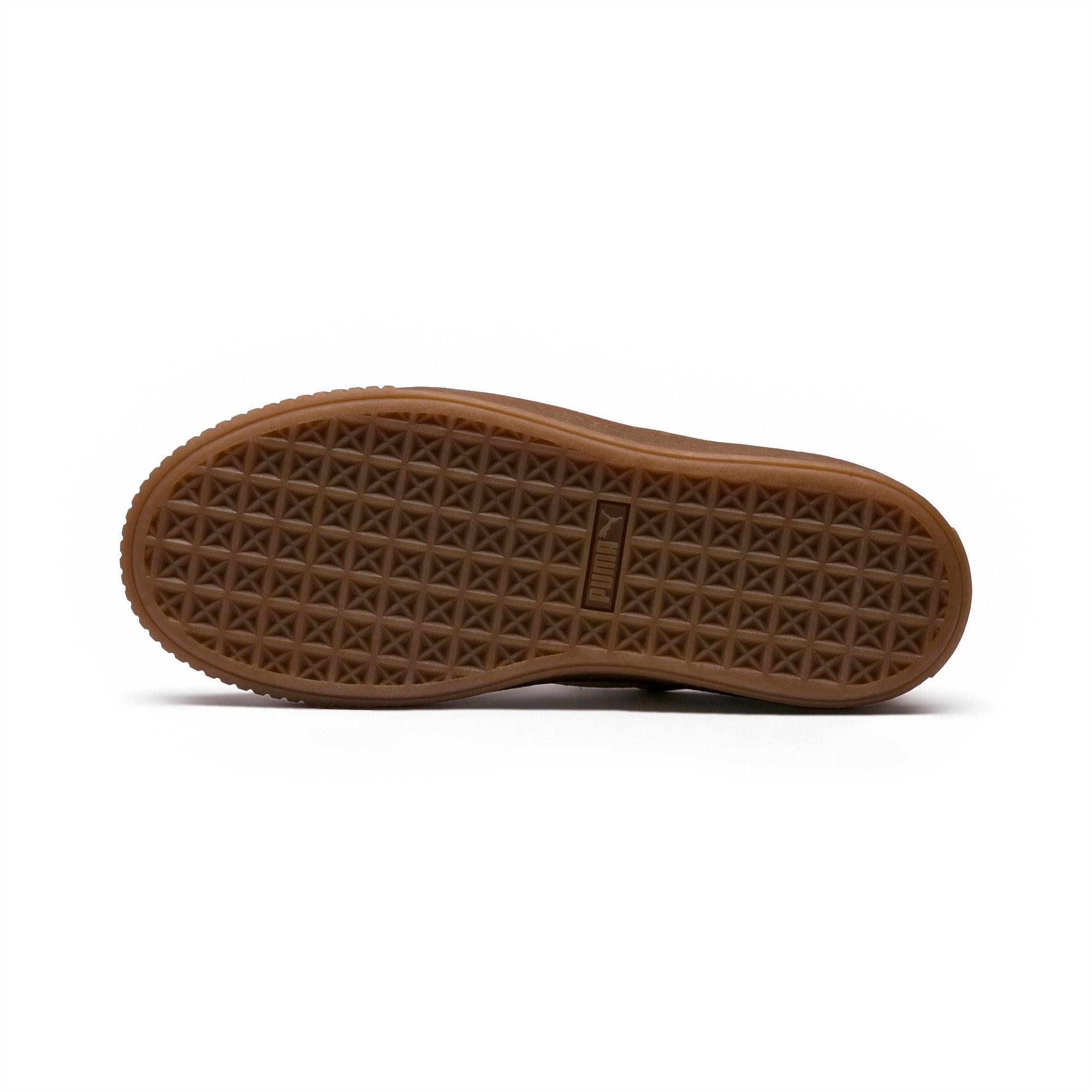 Zapatos deportivos PUMA x NATUREL Veg Tan con plataforma, para mujer