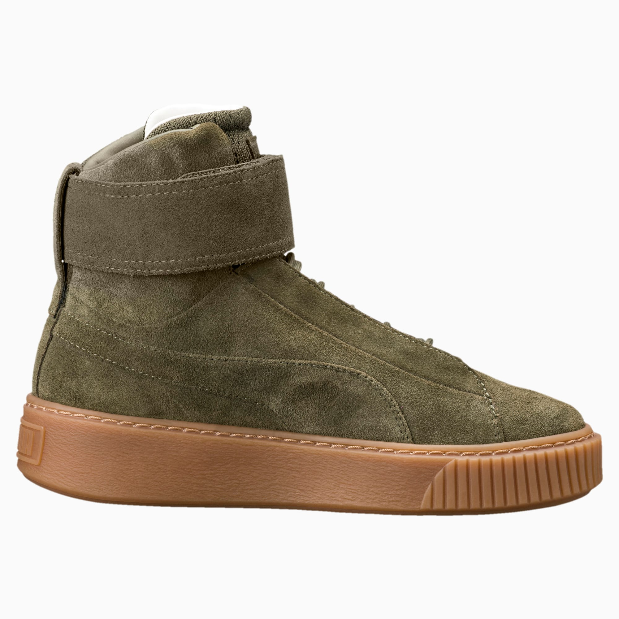 Platform Mid OW Women's High Top Sneakers