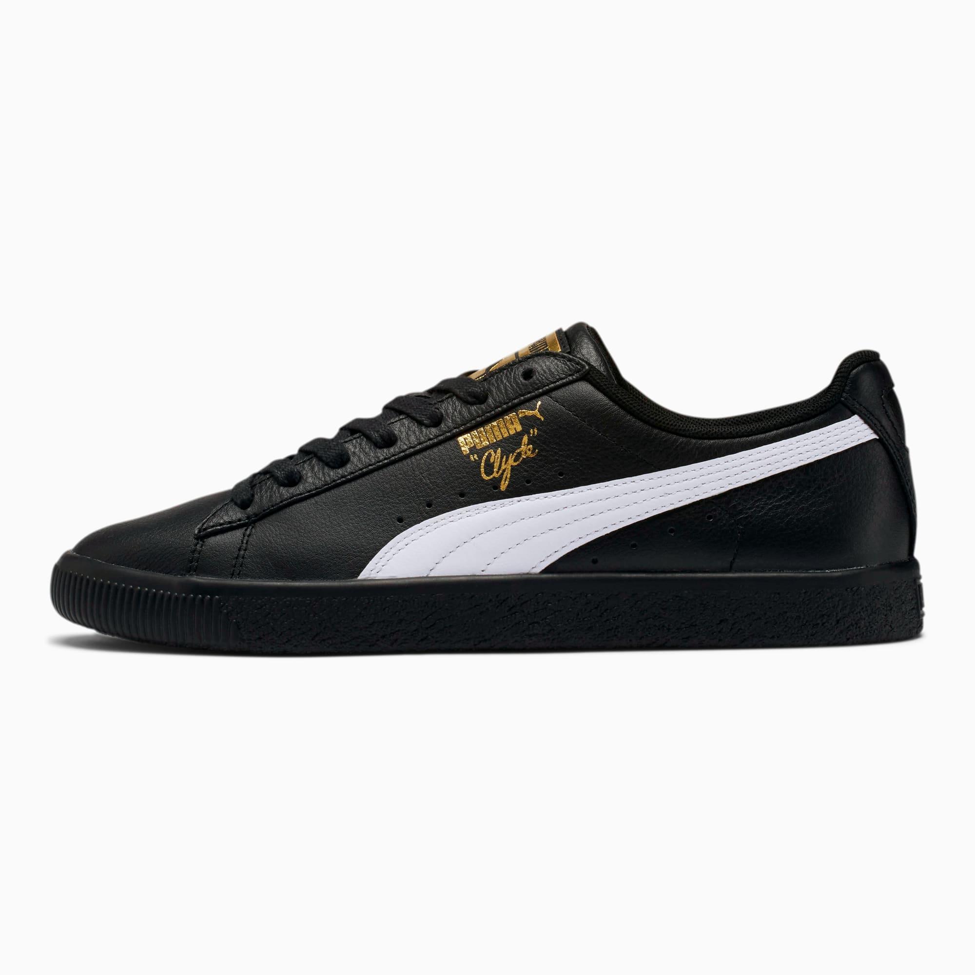 Puma Clyde Core L Foil Athletic Men/'s Shoes Size