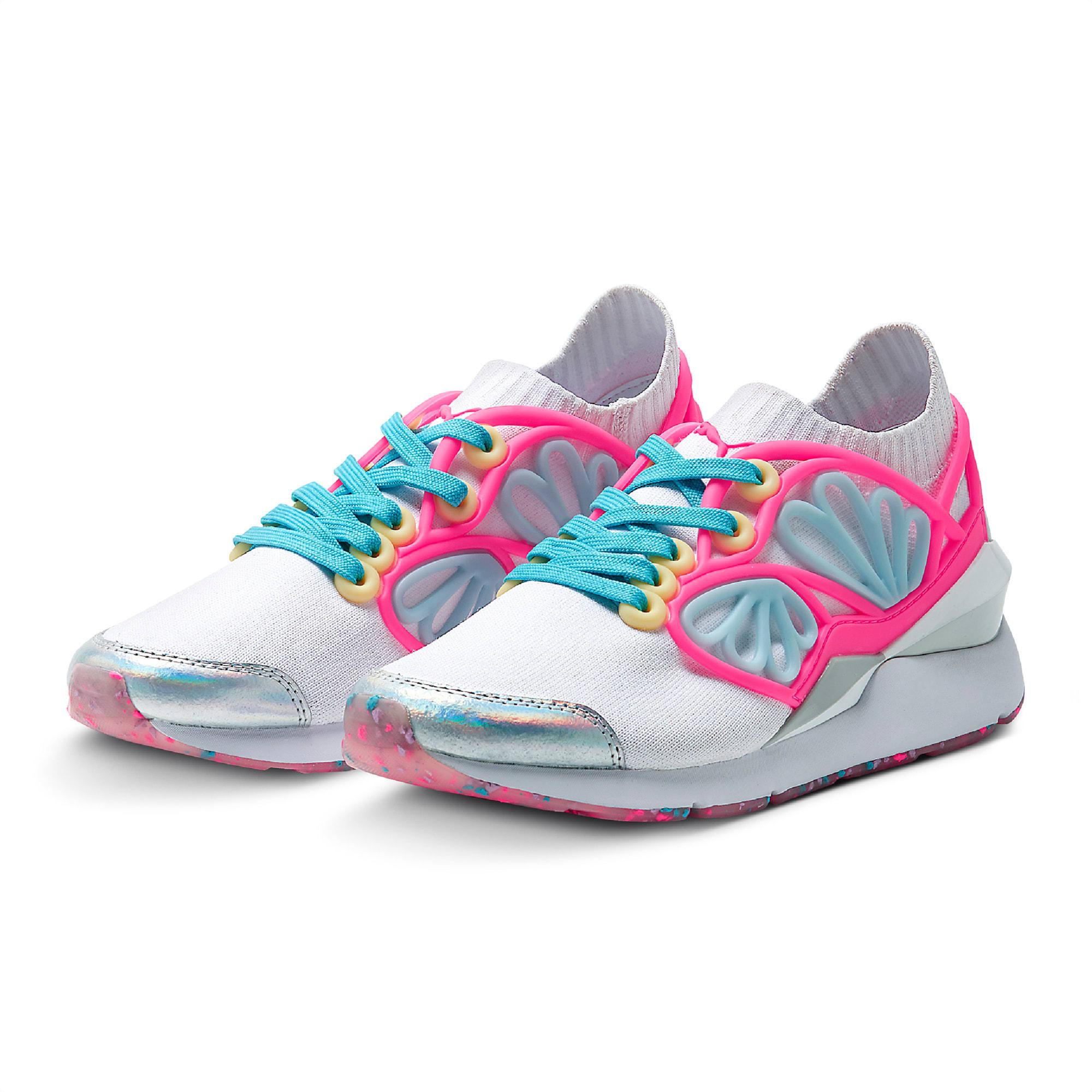 PUMA x SOPHIA WEBSTER Damen Pearl Cage Sneaker