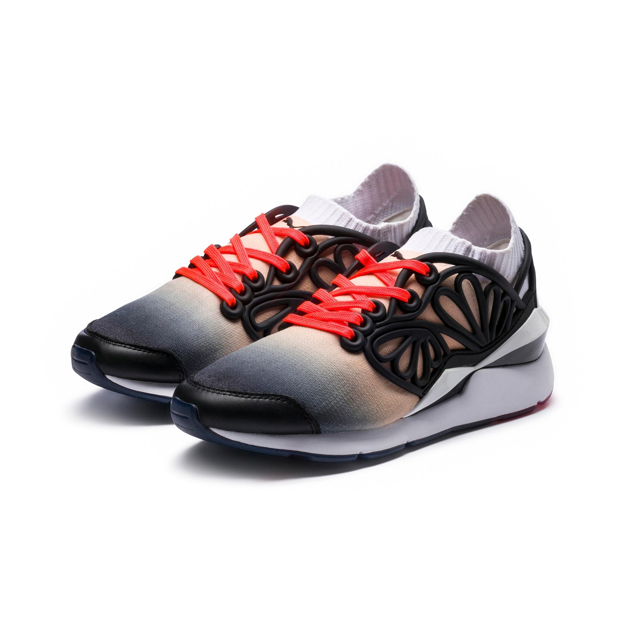 PUMA x SOPHIA WEBSTER Damen Pearl Cage Sneaker mit Farbverlauf