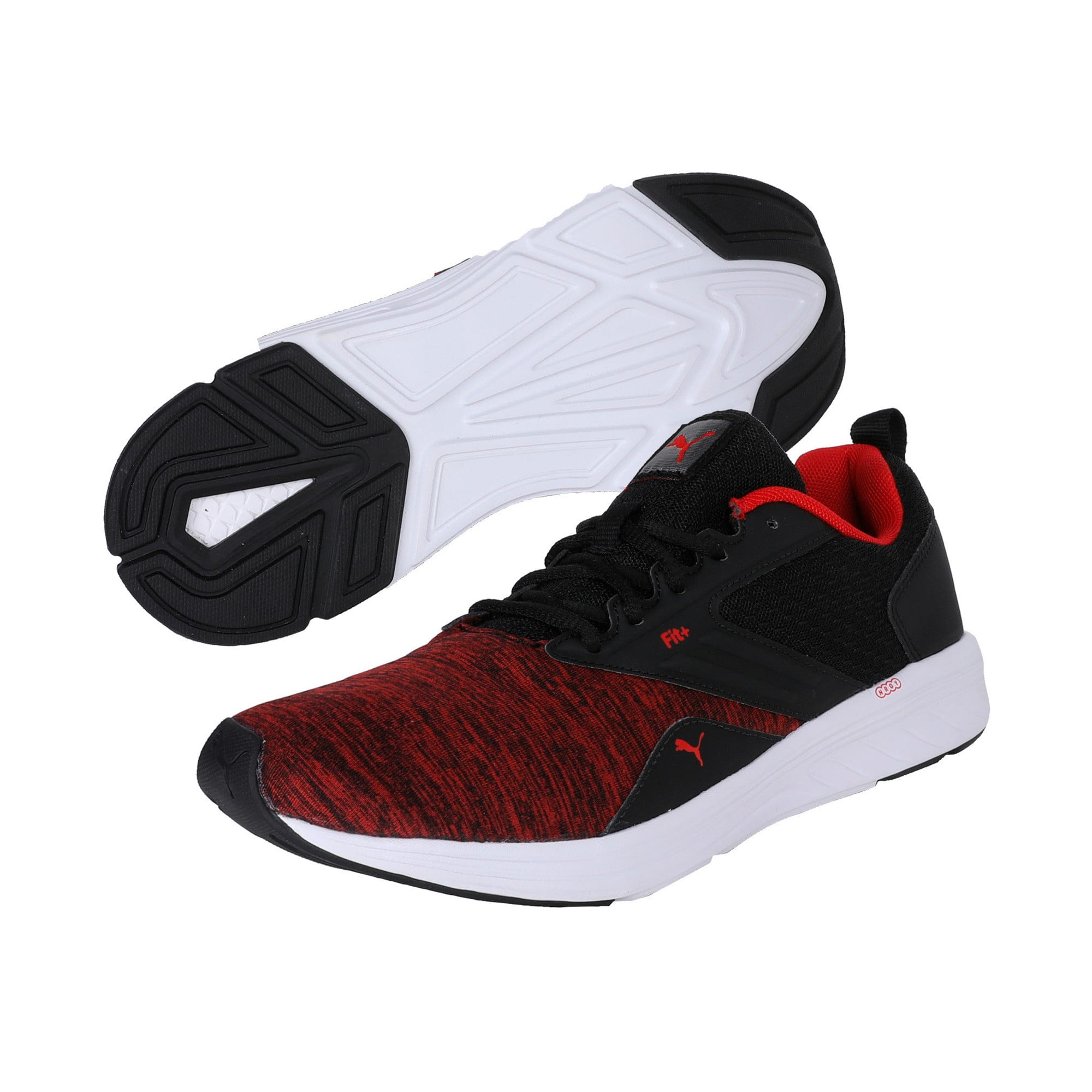 Thumbnail 2 of Comet IPD, Puma Black-High Risk Red, medium-IND